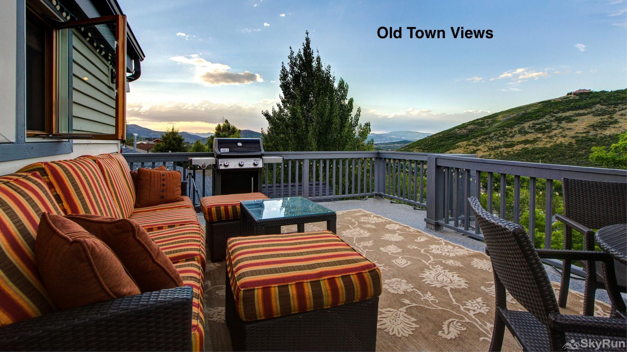 Old Town Lookout 1018L Summer Deck