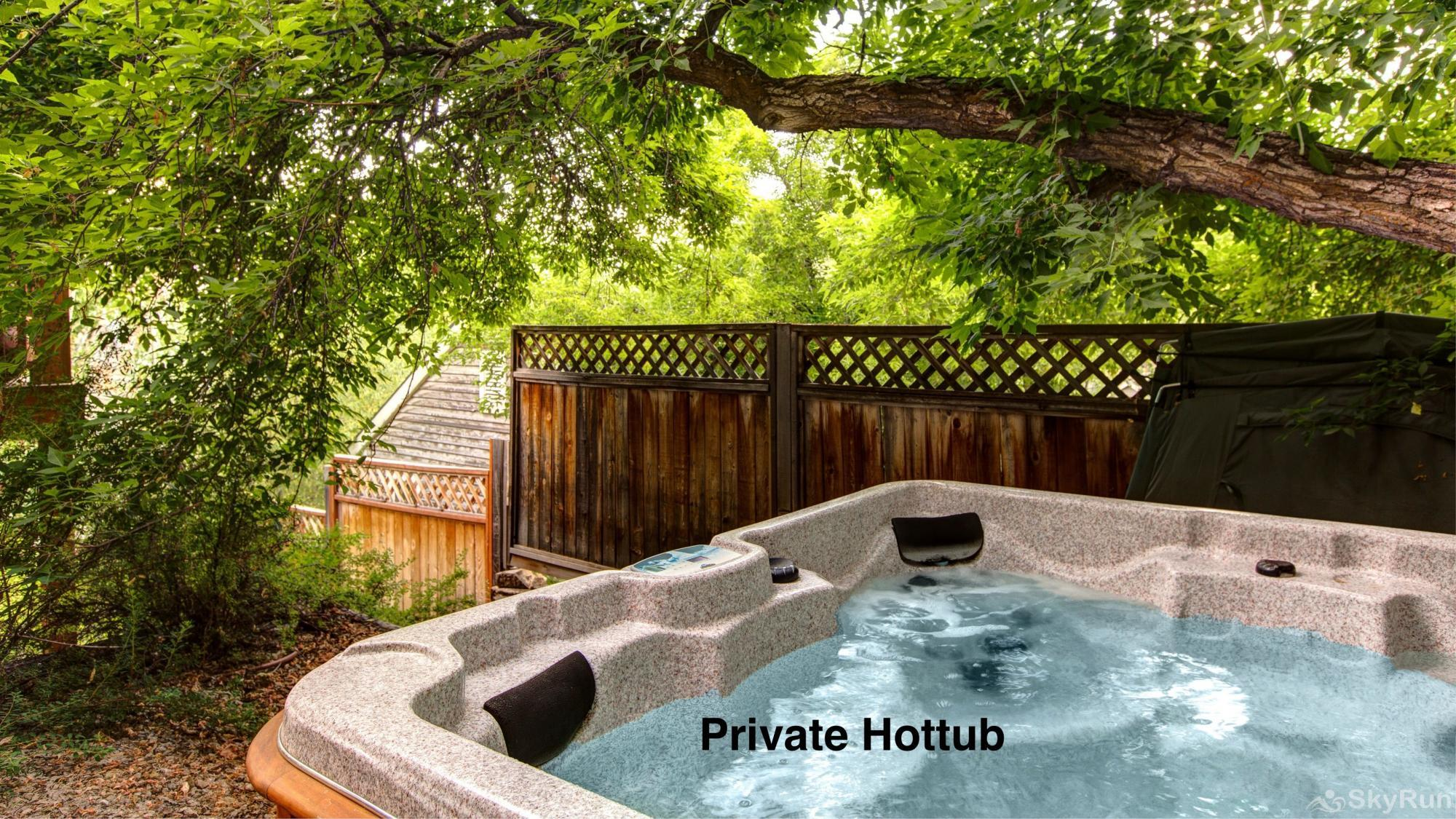 Old Town Lookout 1018L Private Hotub