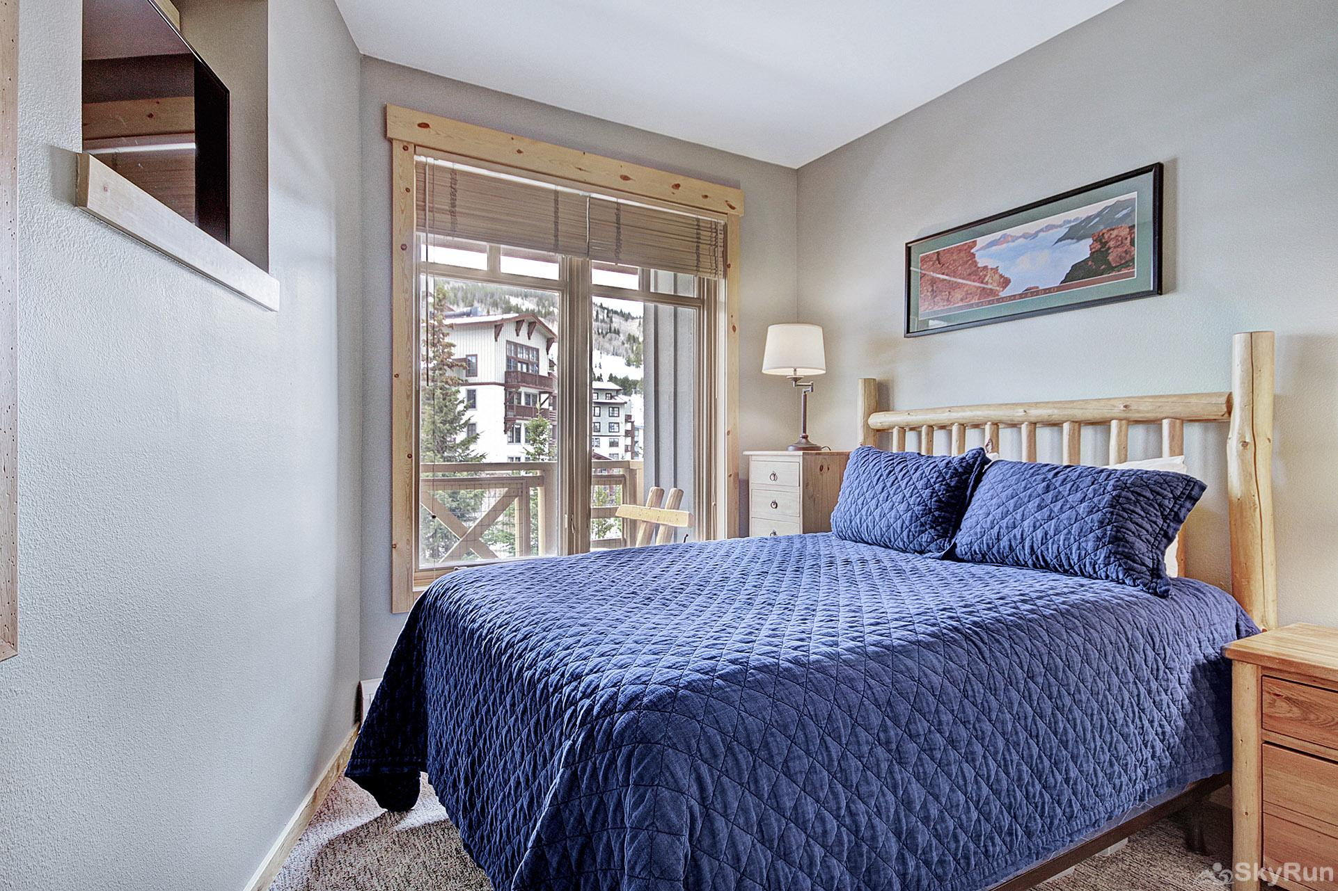 TM325 Tucker Mountain First Bedroom