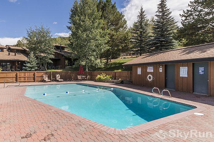 Herbage Townhomes A6 Don't forget your bathing suit! There's a Summer pool on the property.