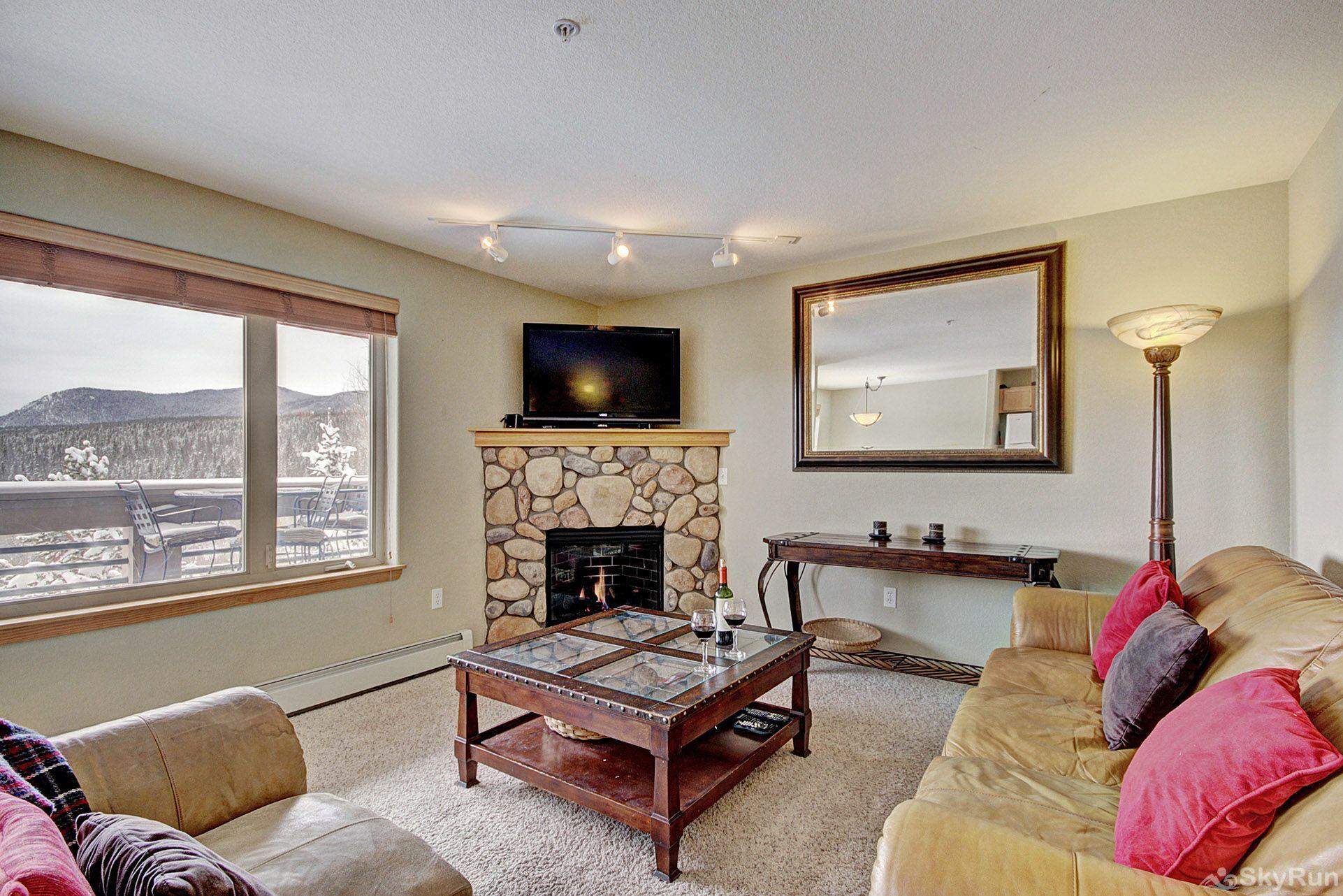 522 Watch Hill Living area with beautiful views