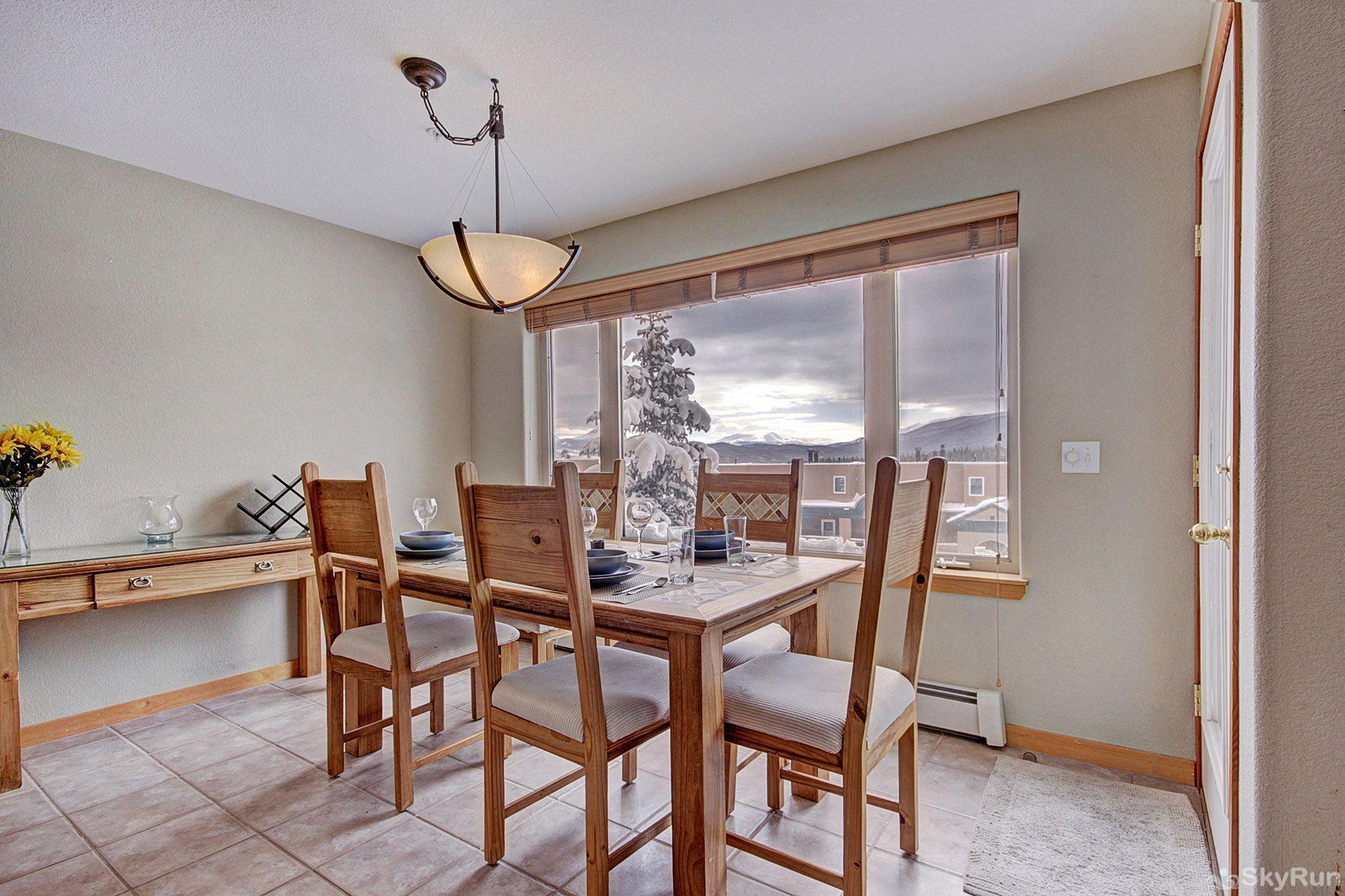 522 Watch Hill Dining area with beautiful views
