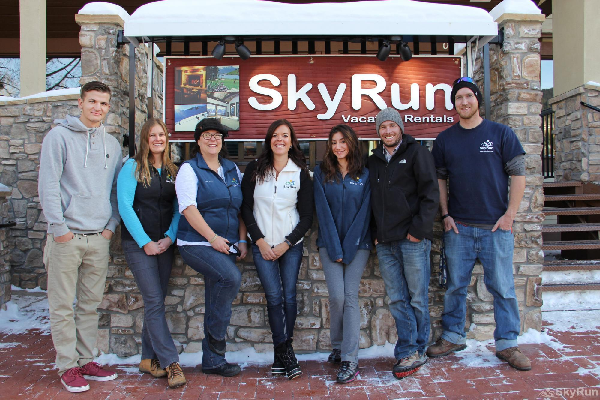 522 Watch Hill SkyRun's full time staff