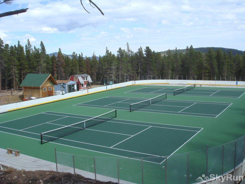 Indian Peaks Lodge Tennis