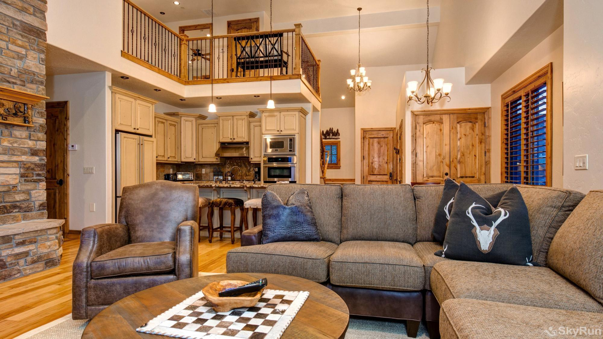 Mountain Home Retreat 1235H Luxury Townhome