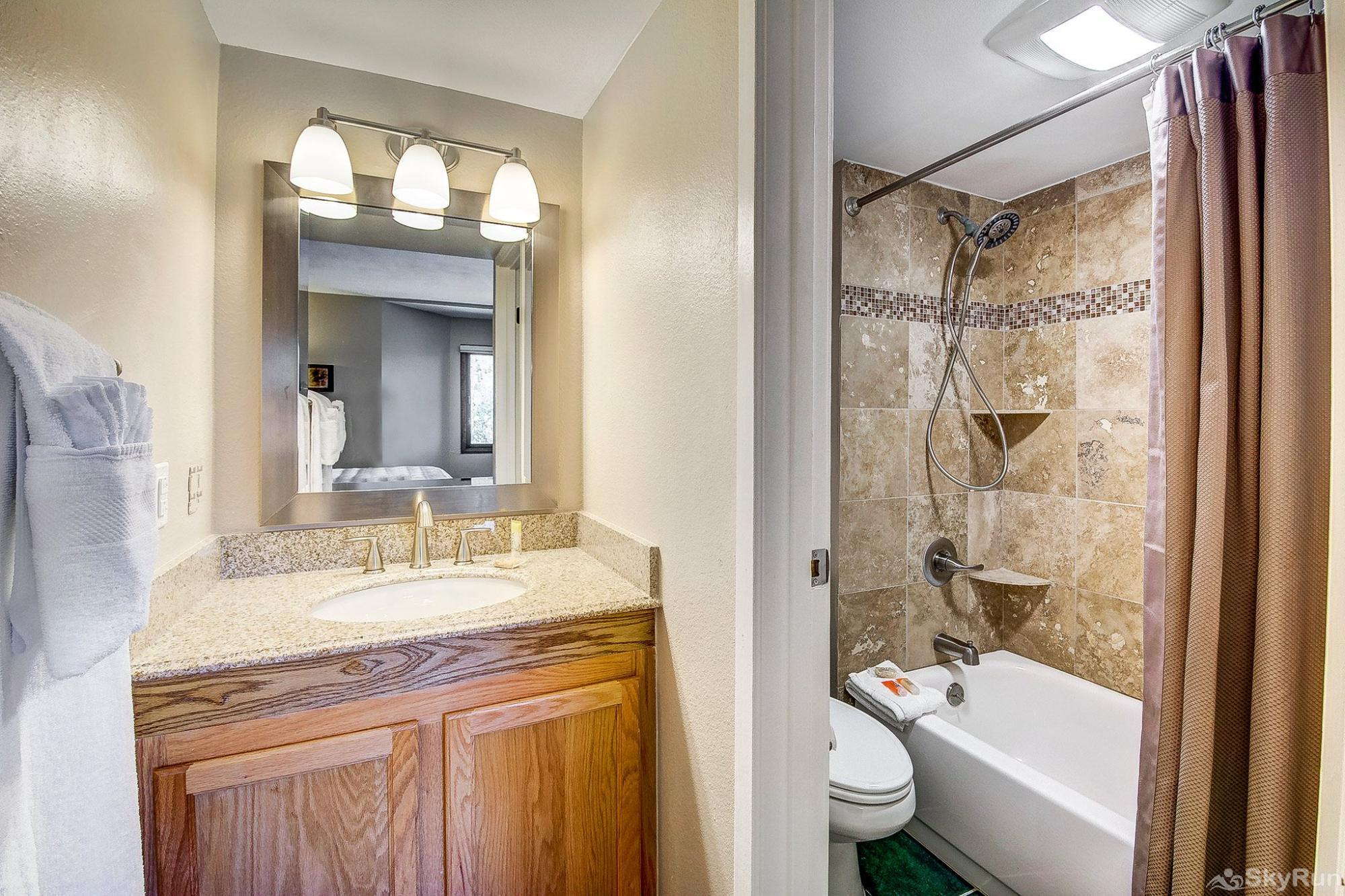 1088 Wild Irishman Master Ensuite Bathroom