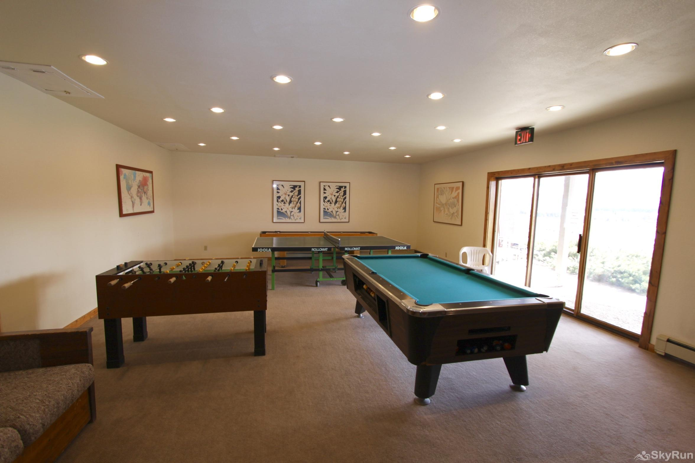 113B WPTC - Cranmer Rd Game Room
