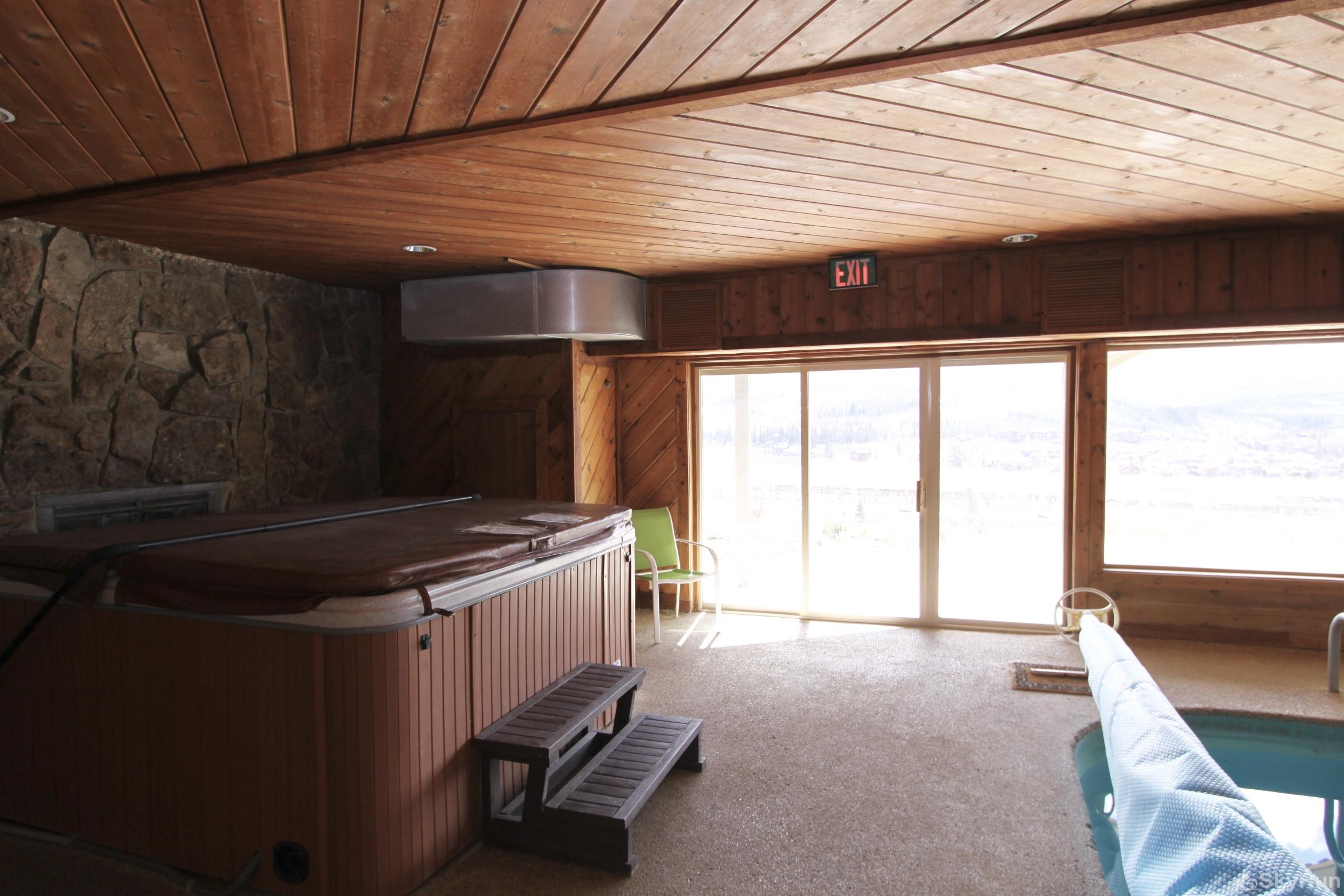 113B WPTC - Cranmer Rd Shared hot Tub