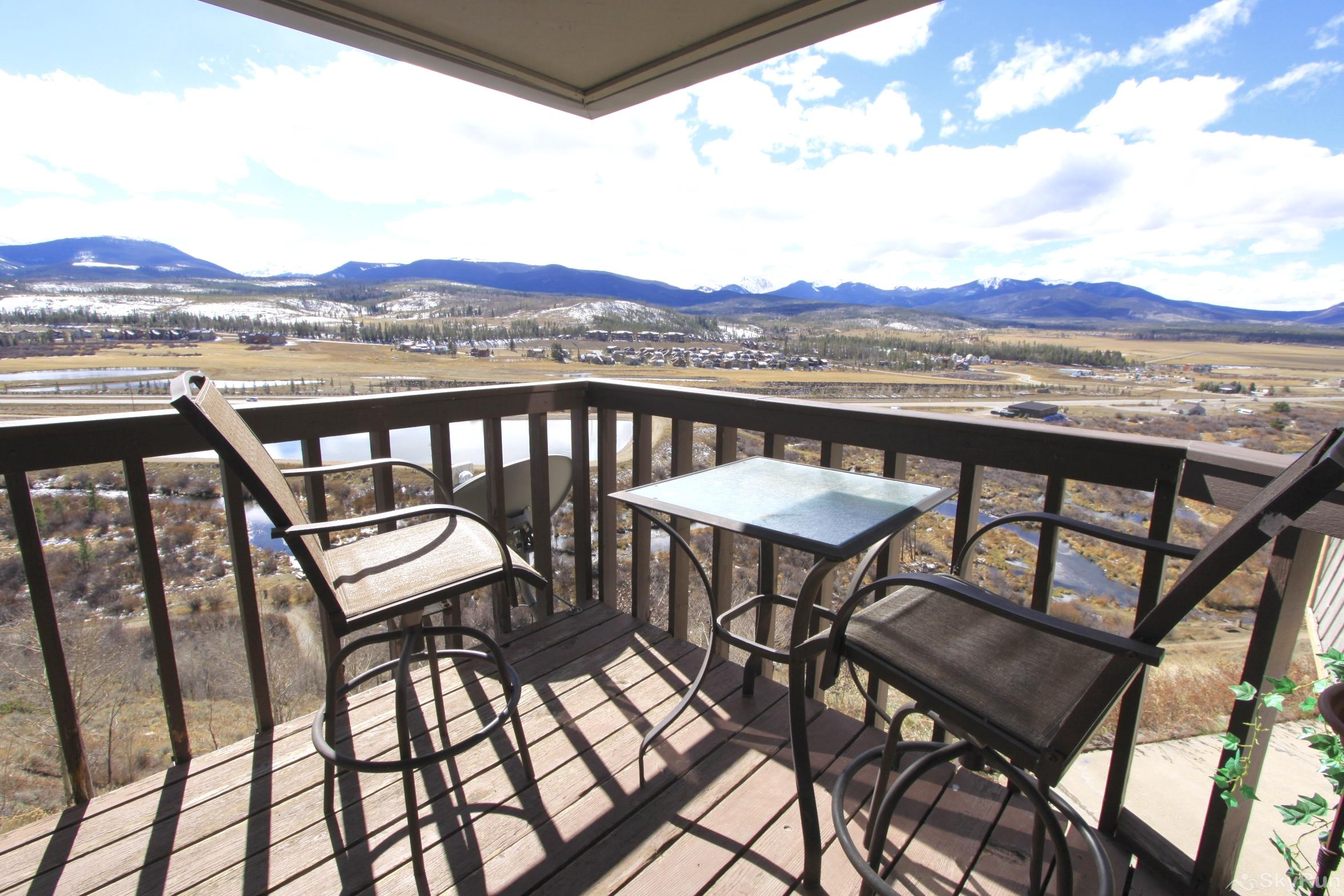 113AB WPTC - Cranmer Rd Private Deck with Views and Grill