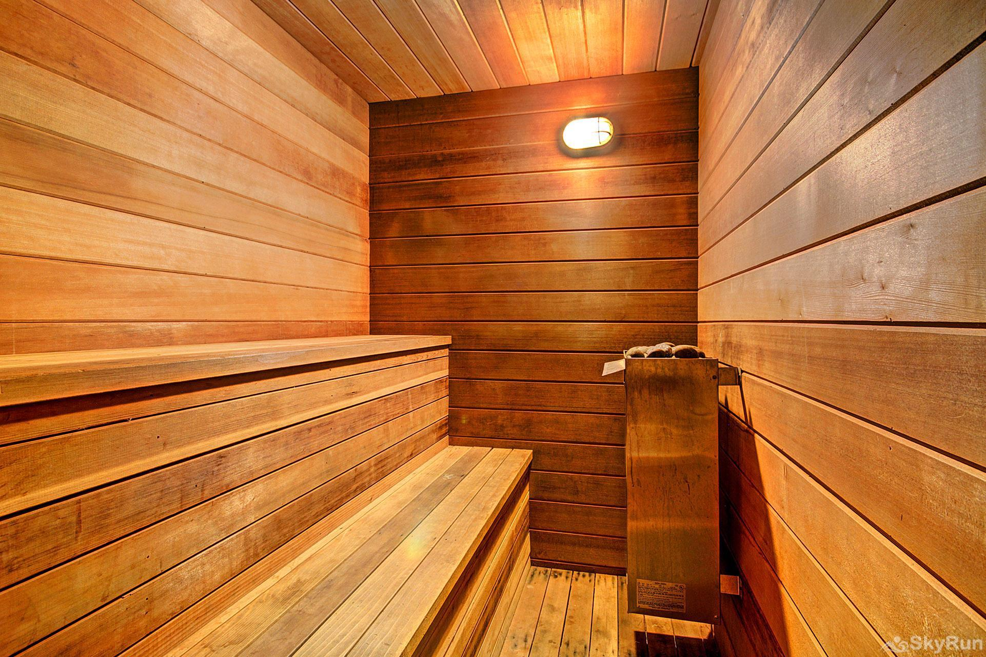 Gold King Lodge LL Sauna