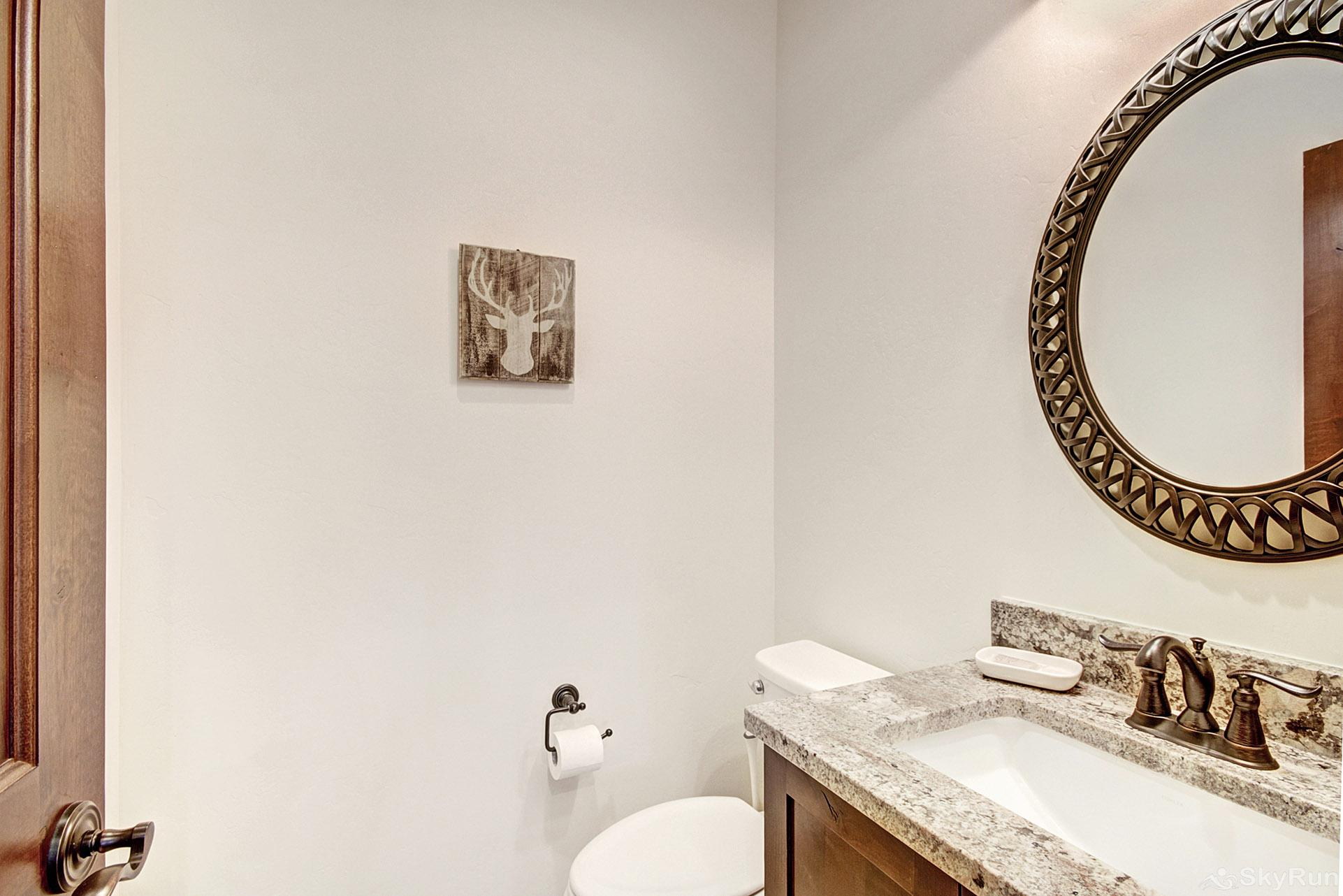 47 River Run Townhomes Hall Powder Room