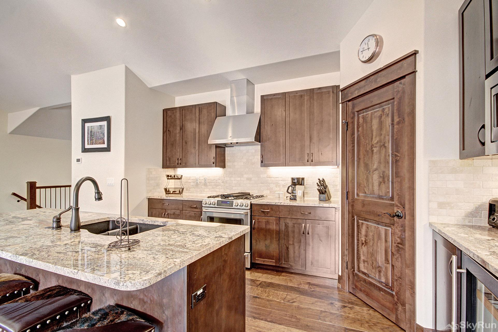 47 River Run Townhomes Kitchen