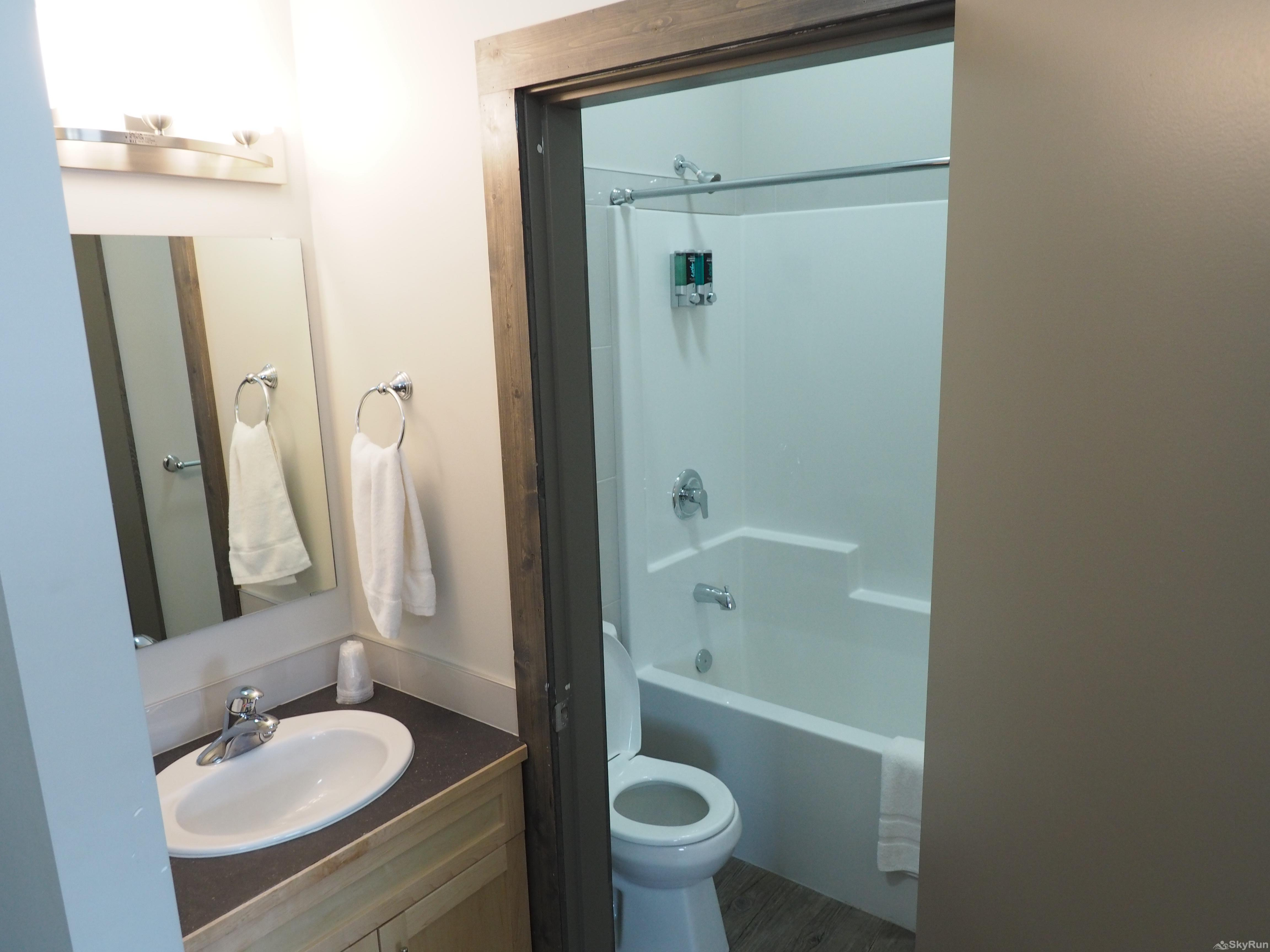 Apex Lodge Standard Room - 7 Bathroom