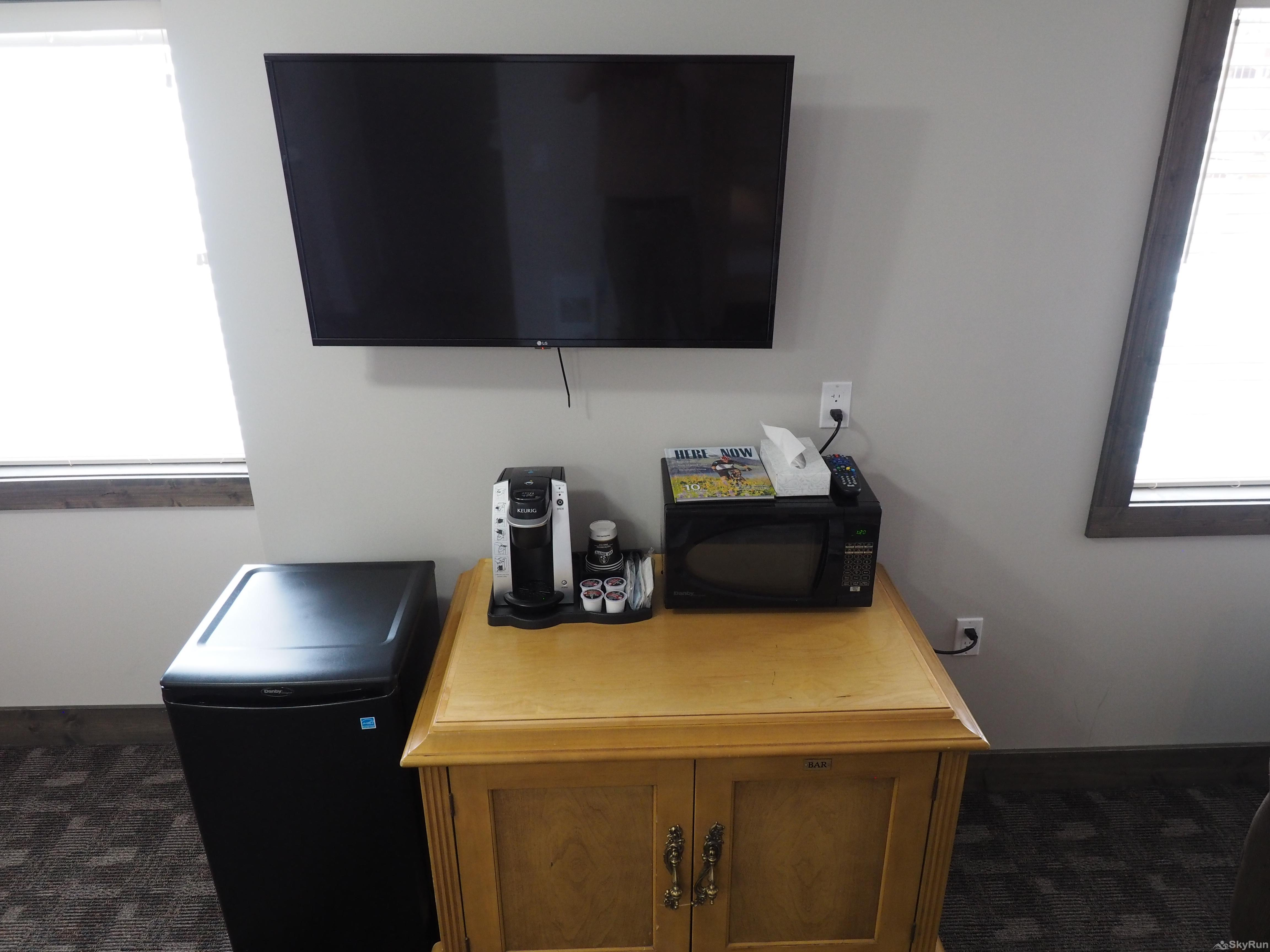 Apex Lodge Standard Room - 7 TV Unit