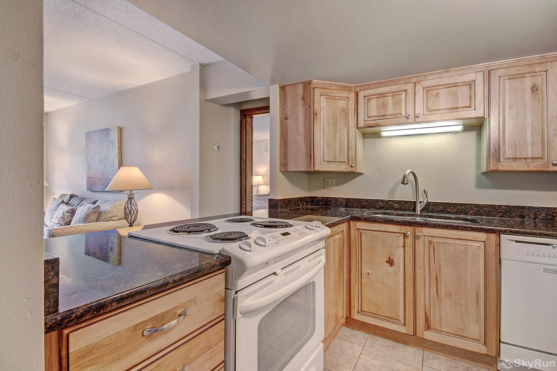 MP526 Mountain Plaza Beautiful Fully Equipped Kitchen