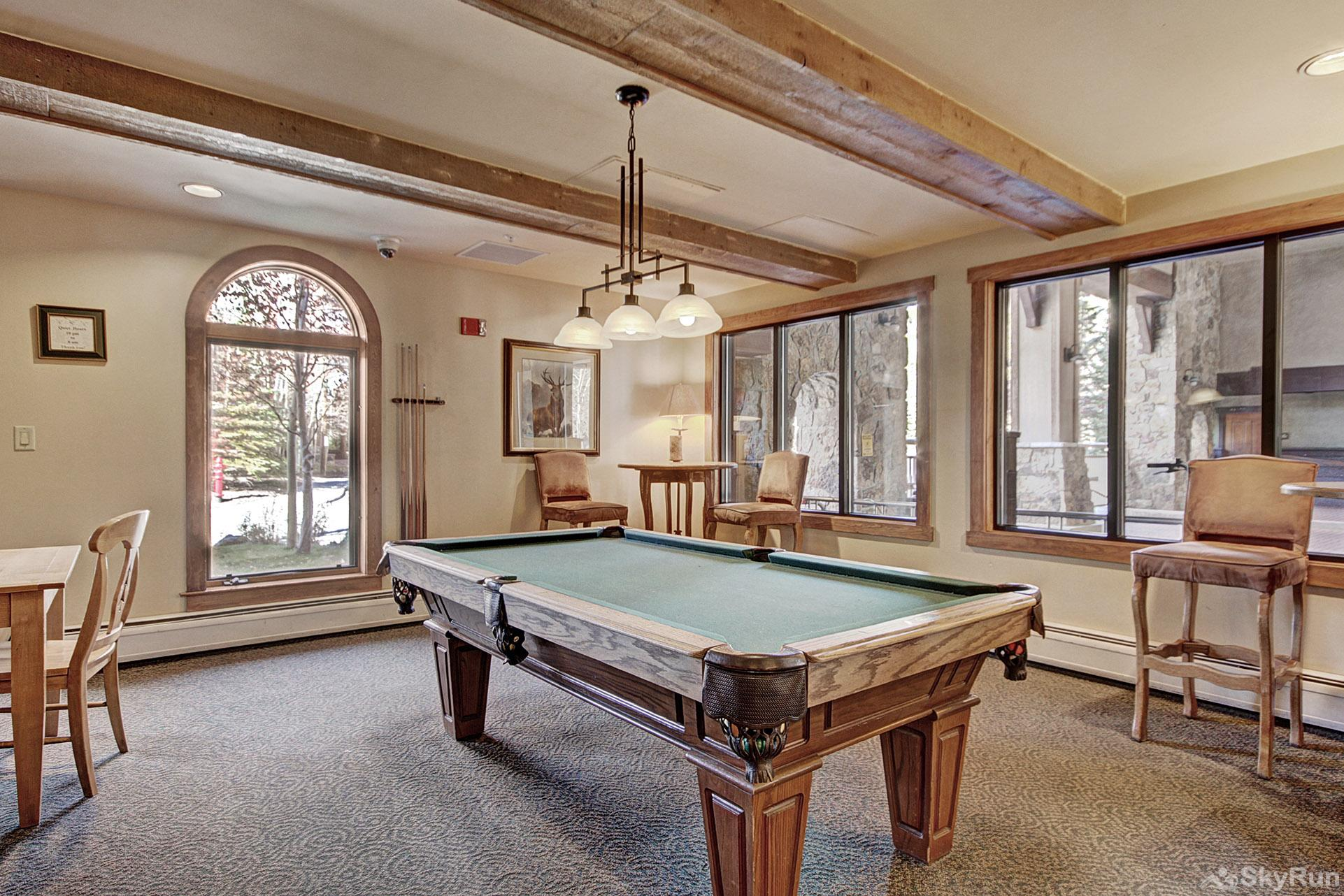 2345 Red Hawk Townhome Communal Pool Table