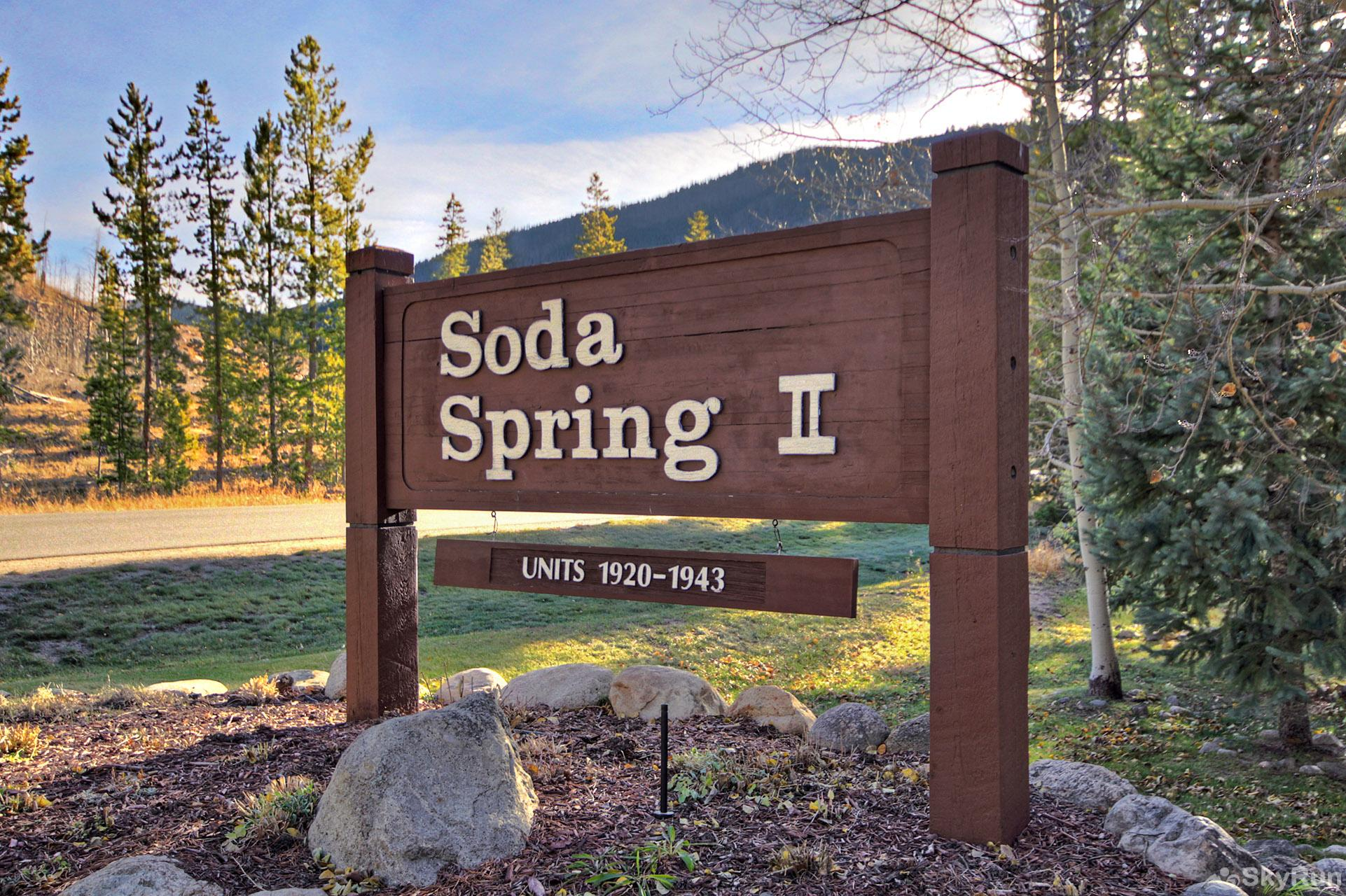 1926 Soda Springs II Soda Springs