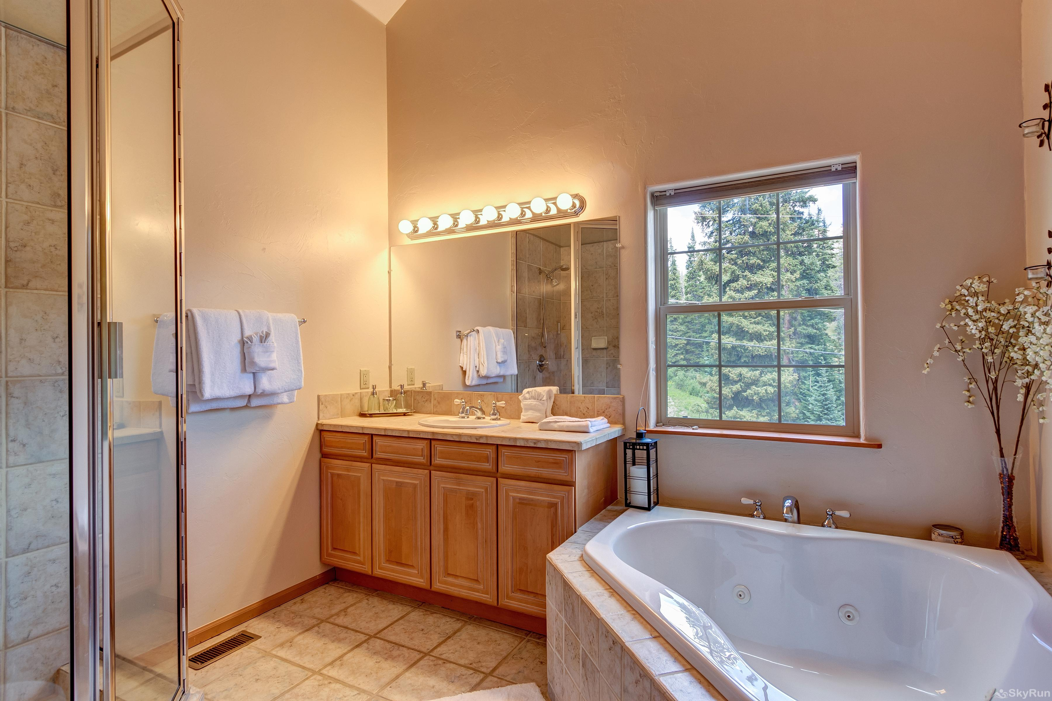 The Commons Master bath