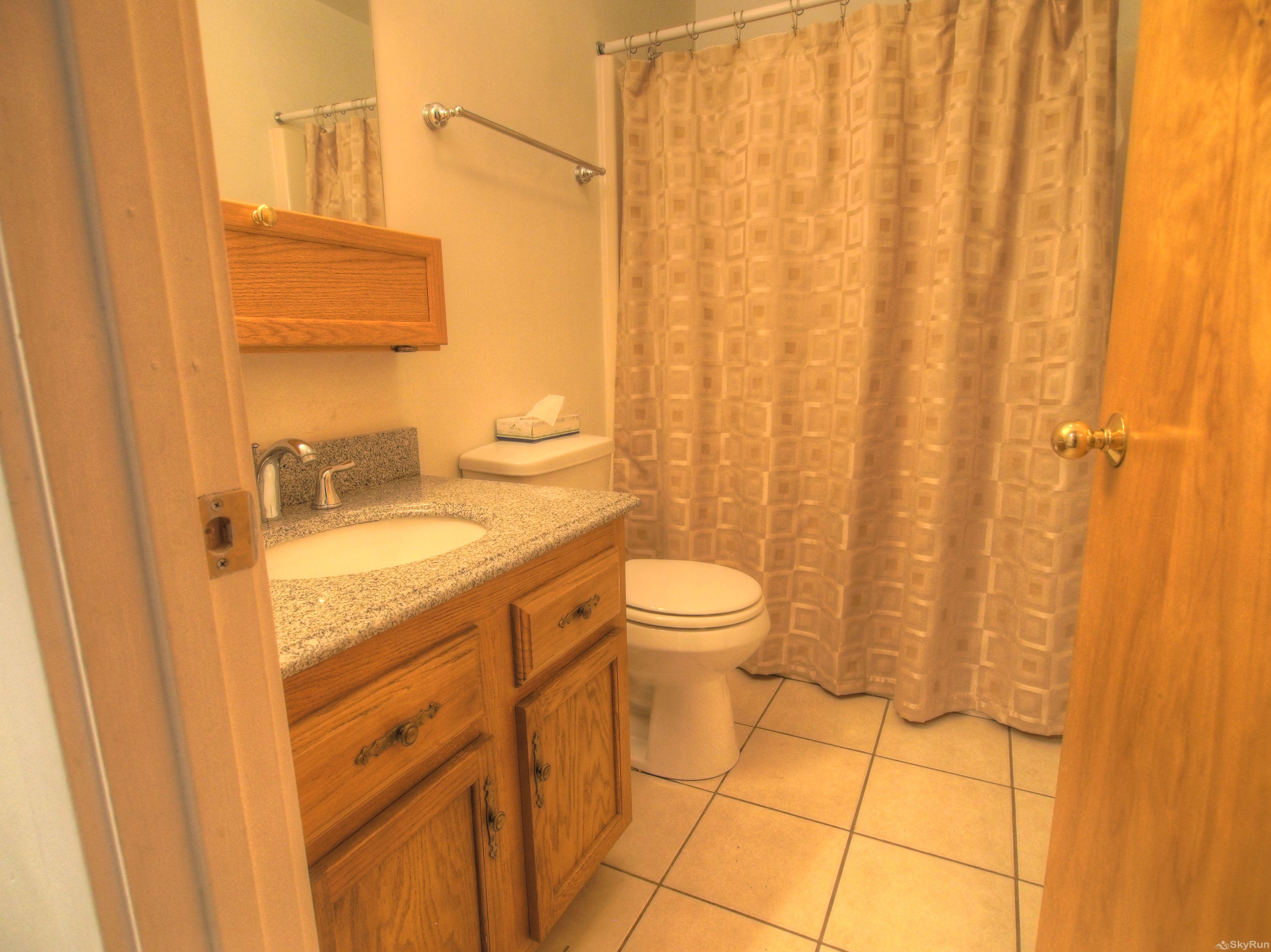 21 Mountainside Full bath with tub/shower