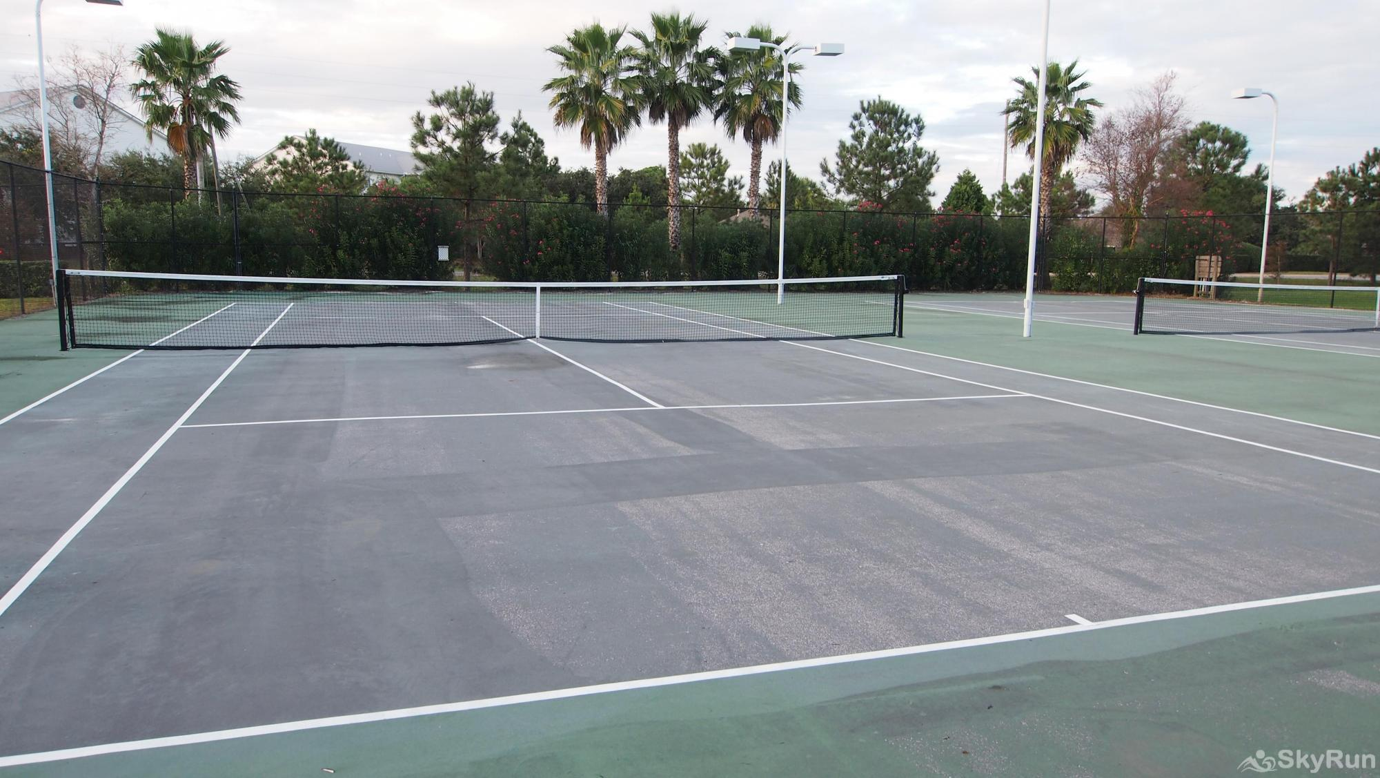 Destin Palms Tennis Courts