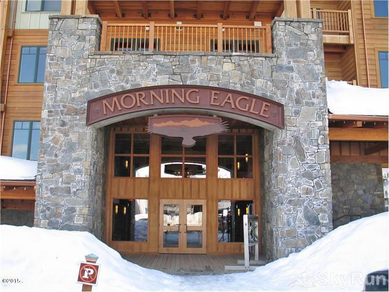 Morning Eagle 411 Morning Eagle in Ski Season