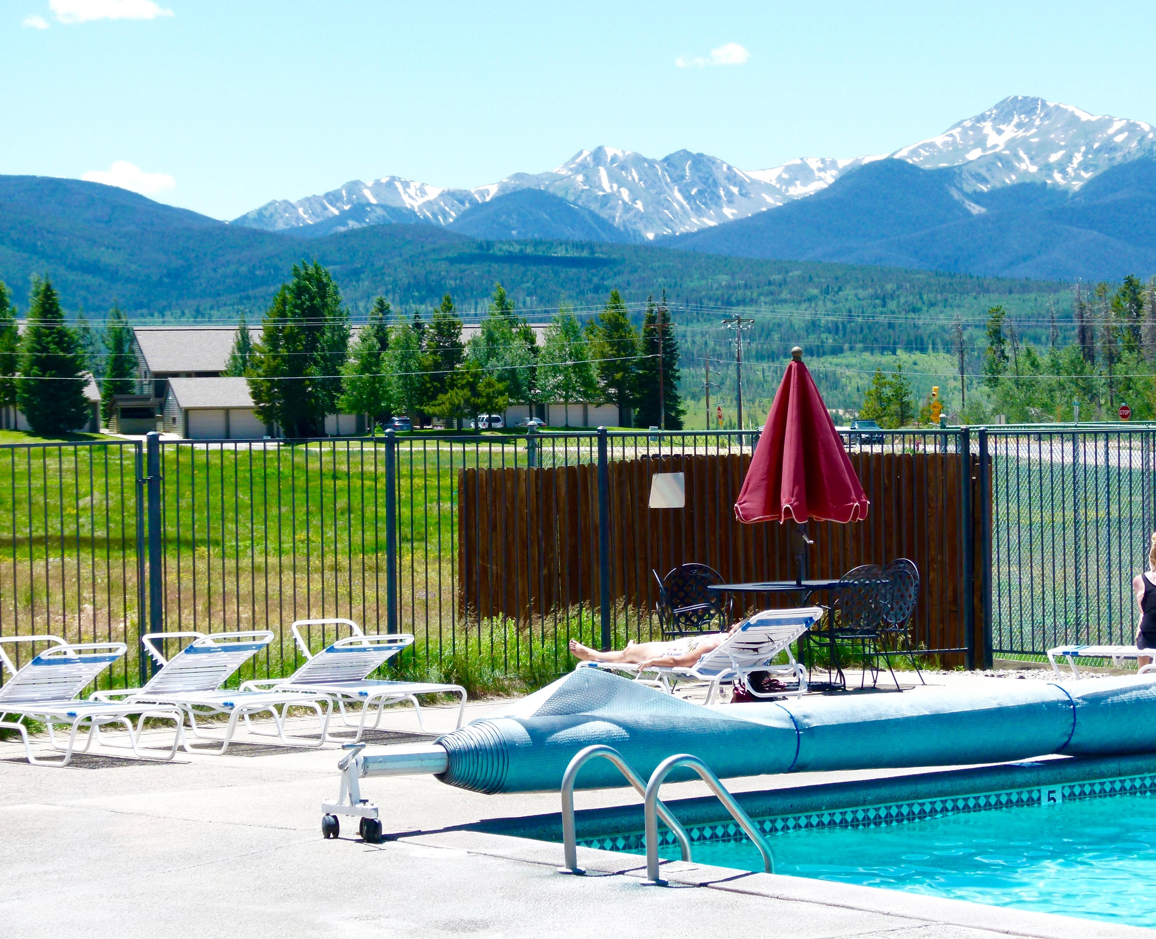 Meadow Ridge Court 5 Unit 3 Year Round pool with view!