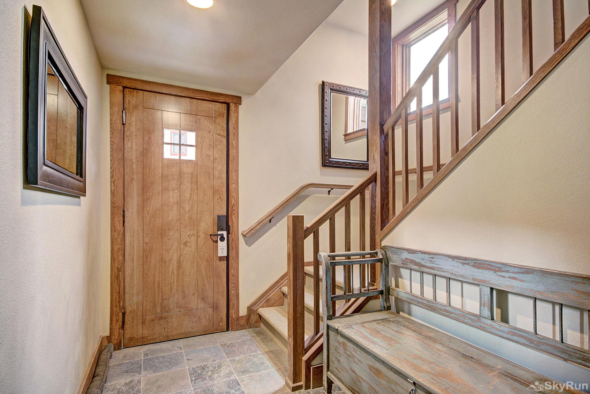 2326 Red Hawk Townhomes Entryway
