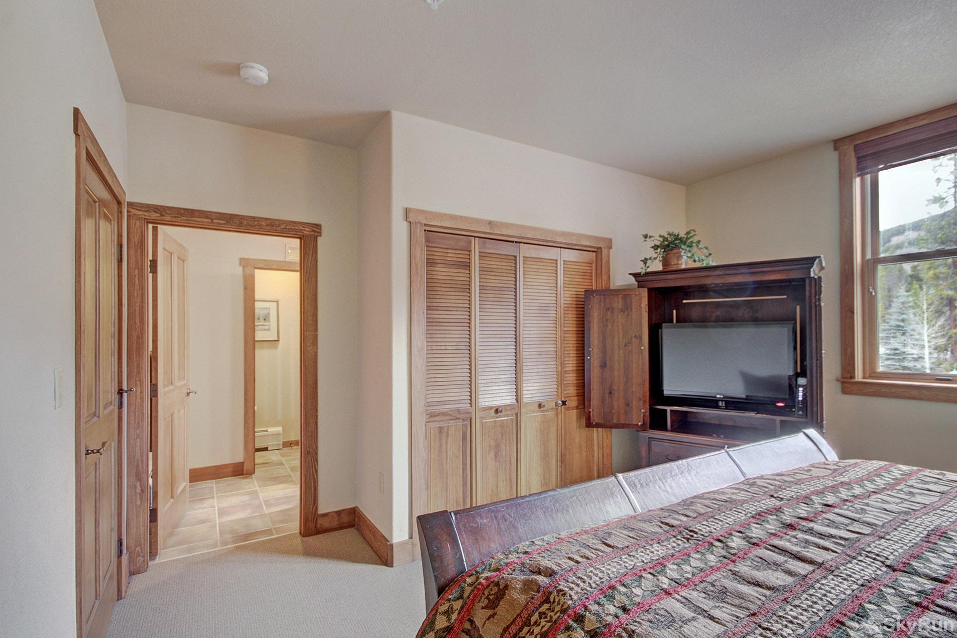 2326 Red Hawk Townhomes Master Bedroom