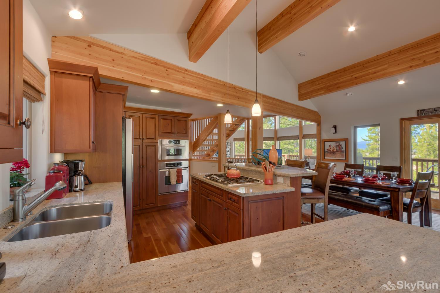 Northstar Conifer Luxury Home Kitchen