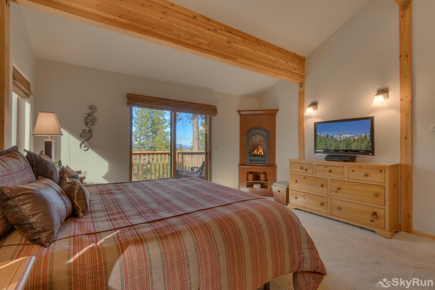 Northstar Conifer Luxury Home Master Suite 1