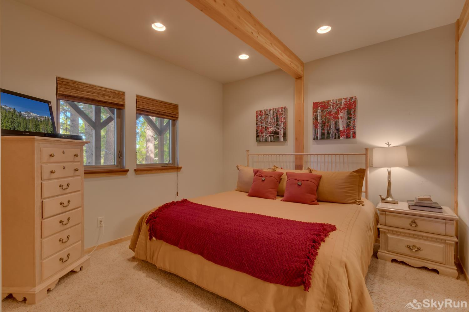 Northstar Conifer Luxury Home Master Suite 2 (lower level)