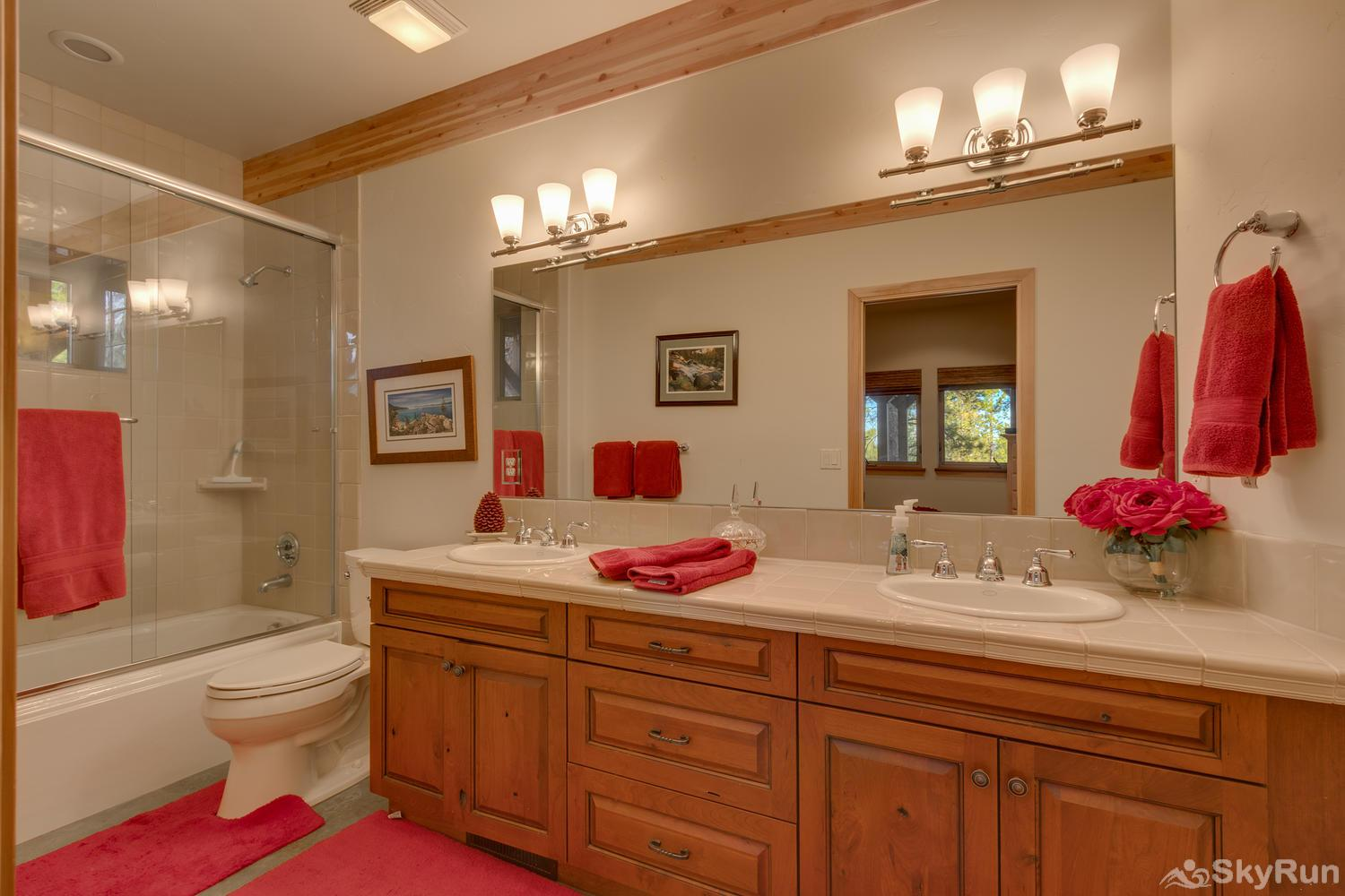 Northstar Conifer Luxury Home Master Bath 2