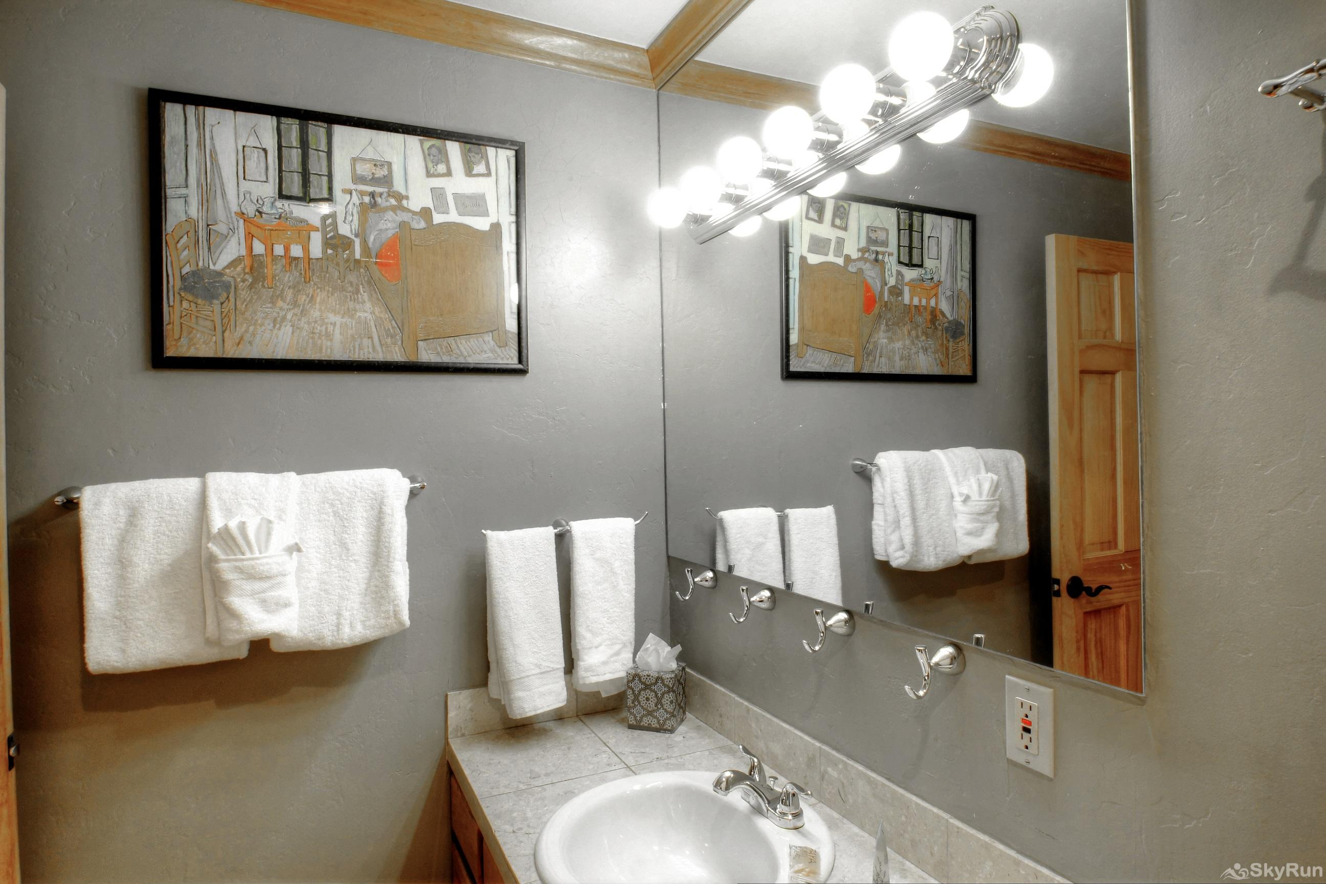A3 Northridge Condominiums Hall Bathroom