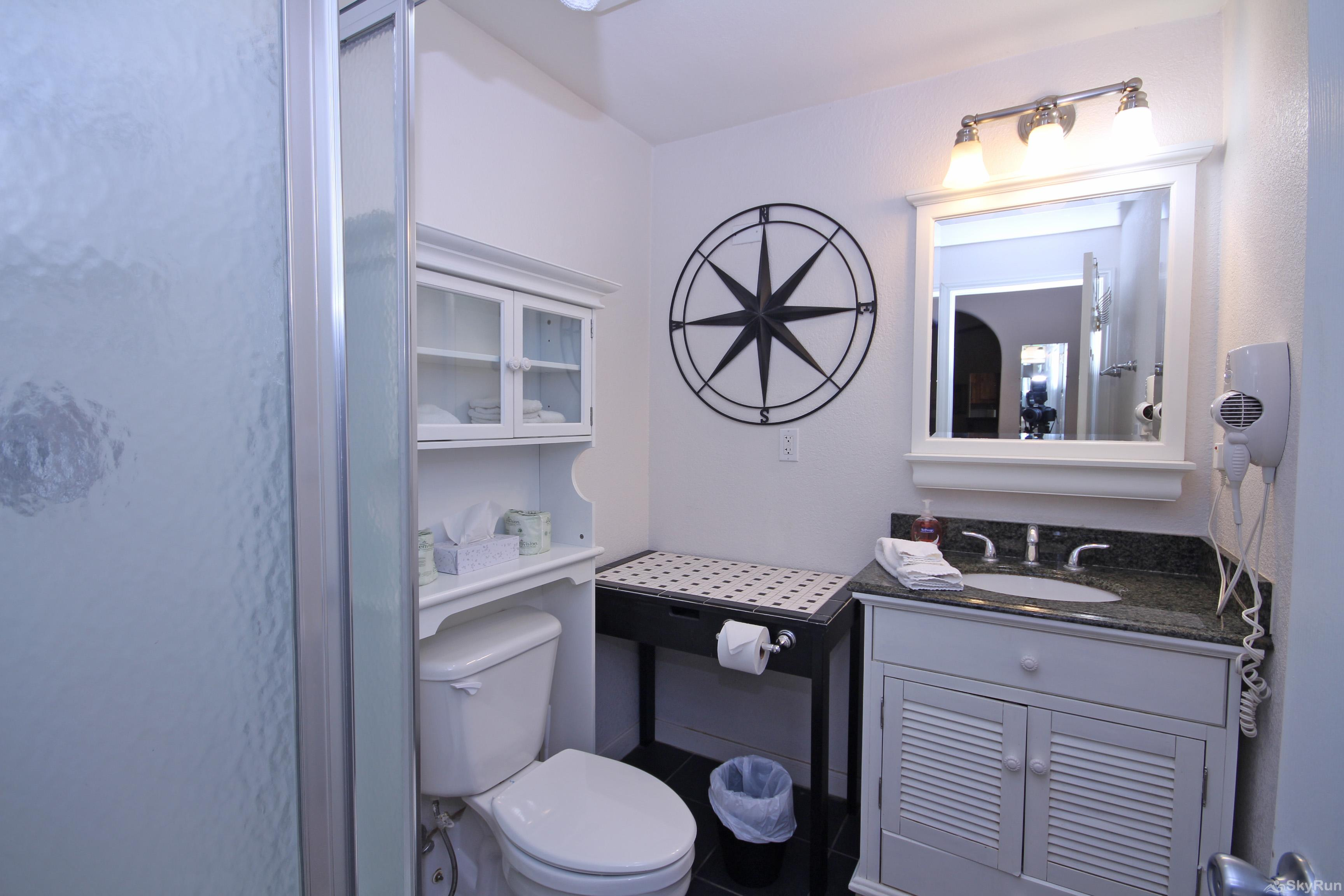 STAR OF TEXAS Second Bathroom with Walk- In Shower