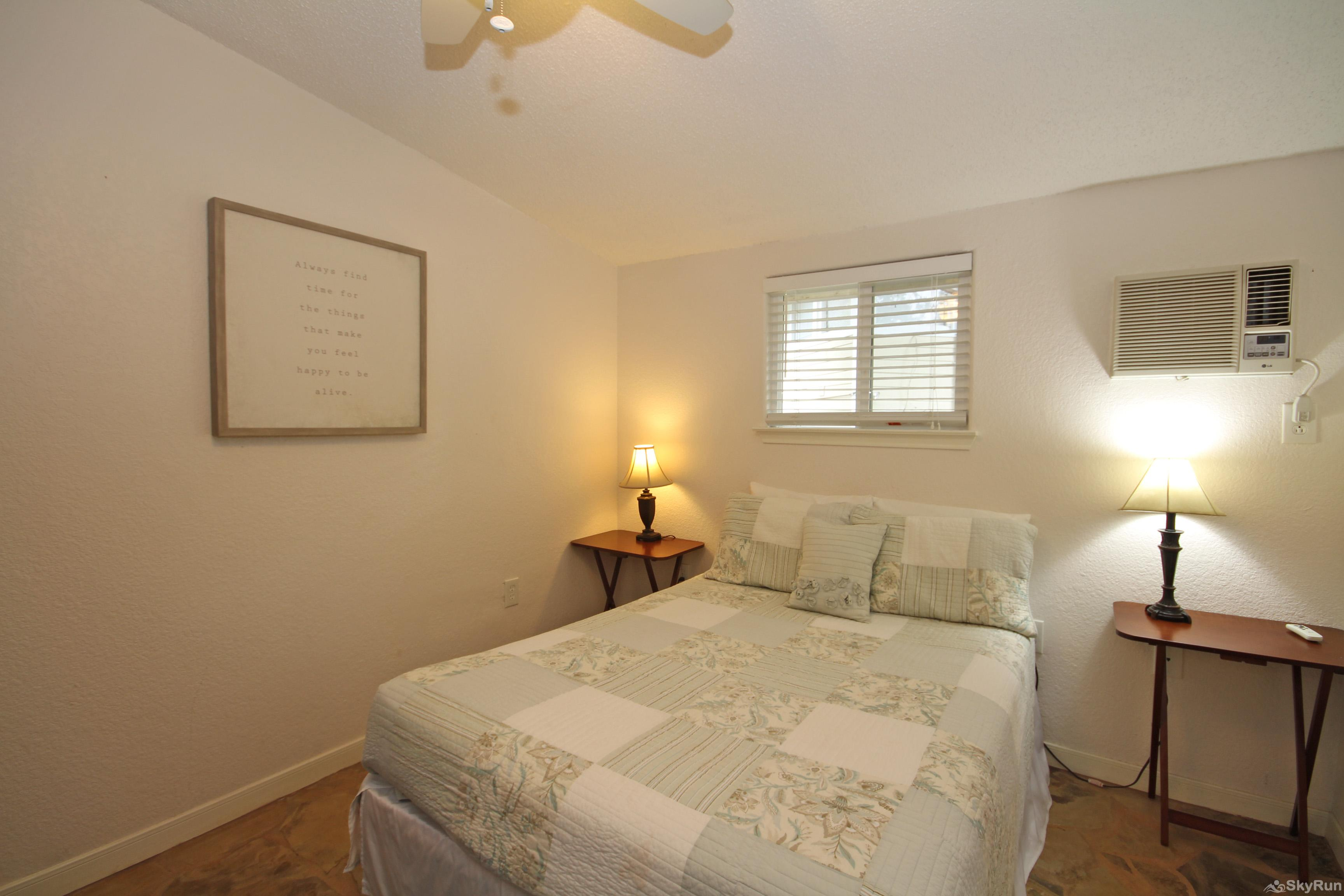 STAR OF TEXAS Third Bedroom with Queen Bed