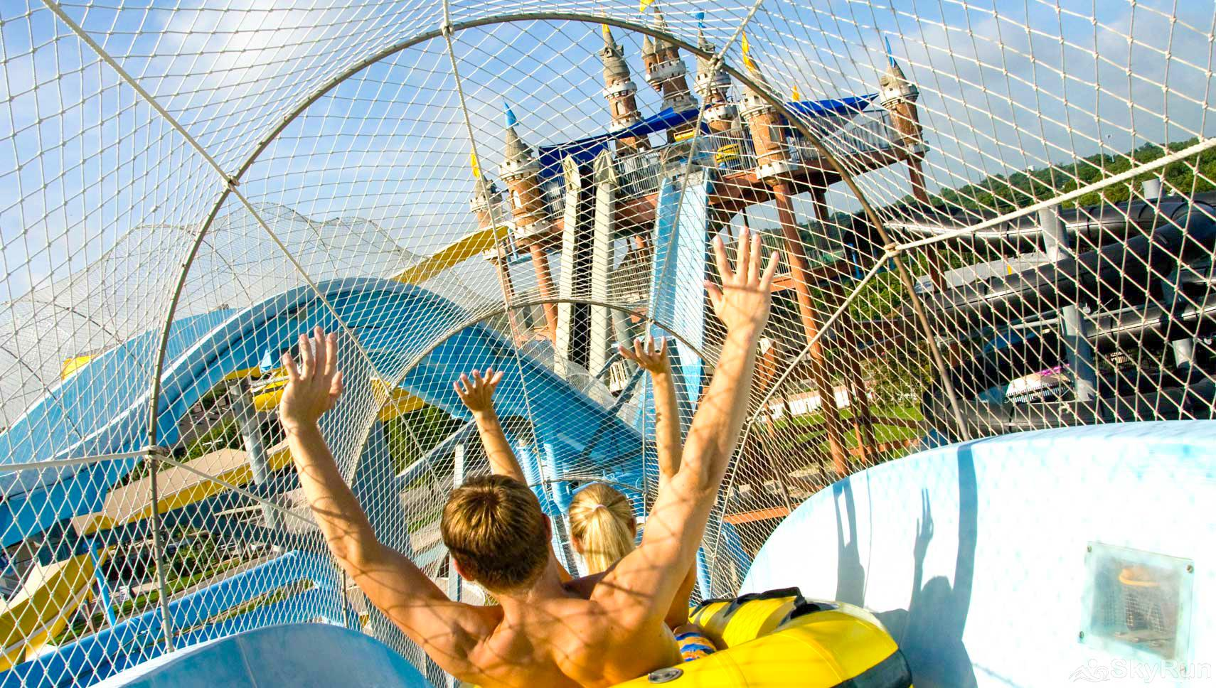 STAR OF TEXAS AND COTTAGE COMBO Experience the Master Blaster at Schlitterbahn