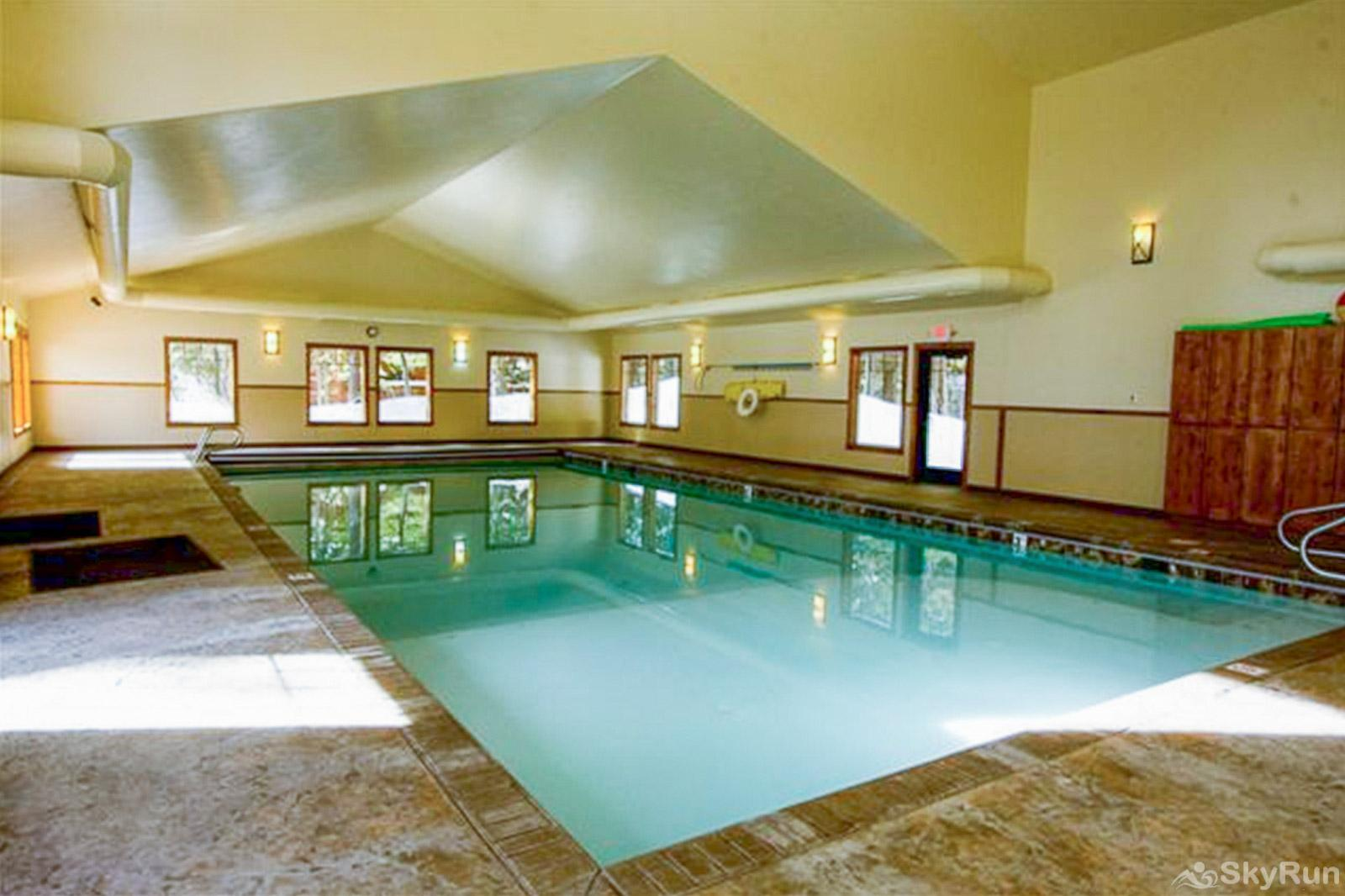 Ptarmigan Village 86 Indoor Heated Salt Water Pool