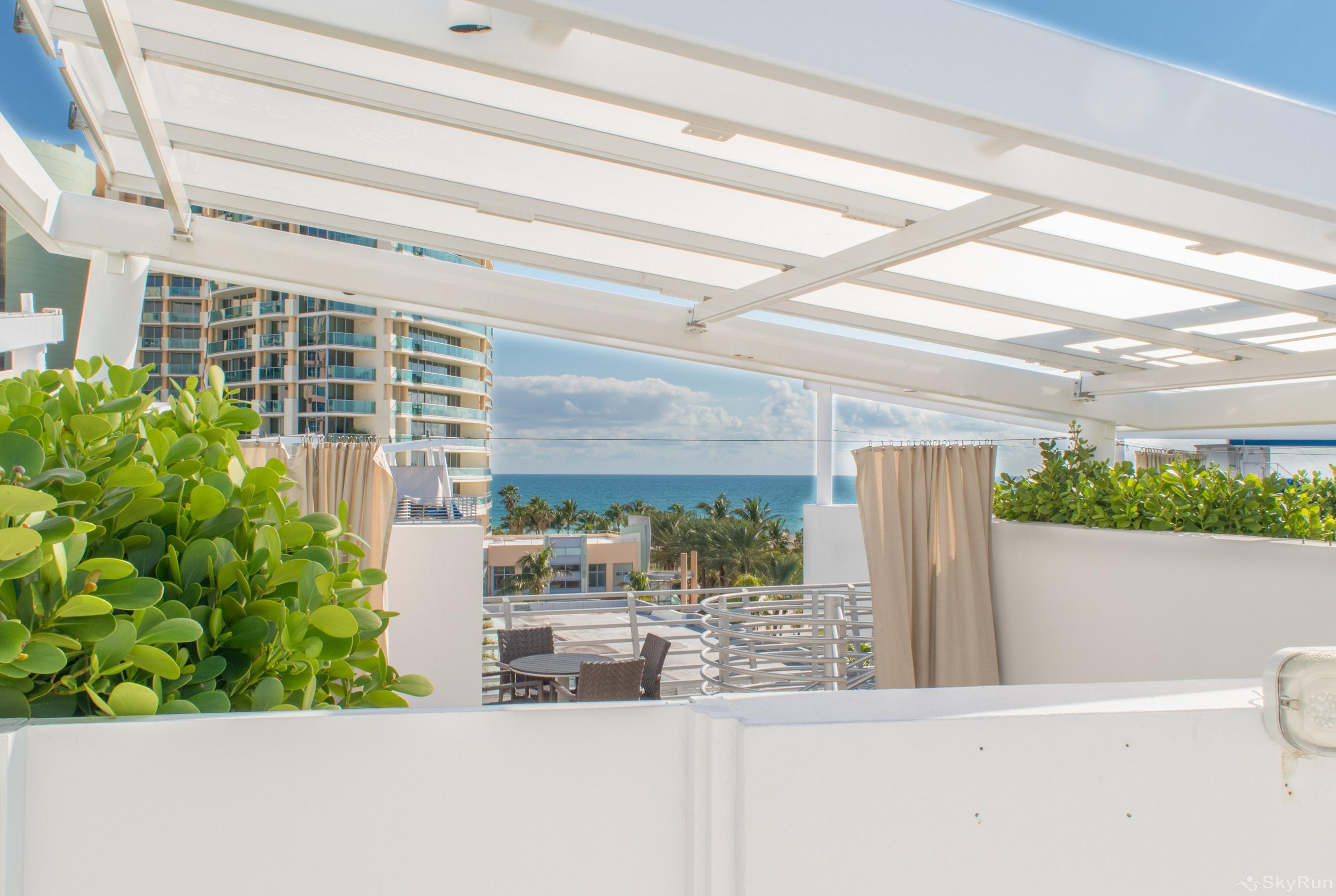 Penthouse De Soleil South Beach - on Ocean Drive Miami Beach OCEAN VIEW