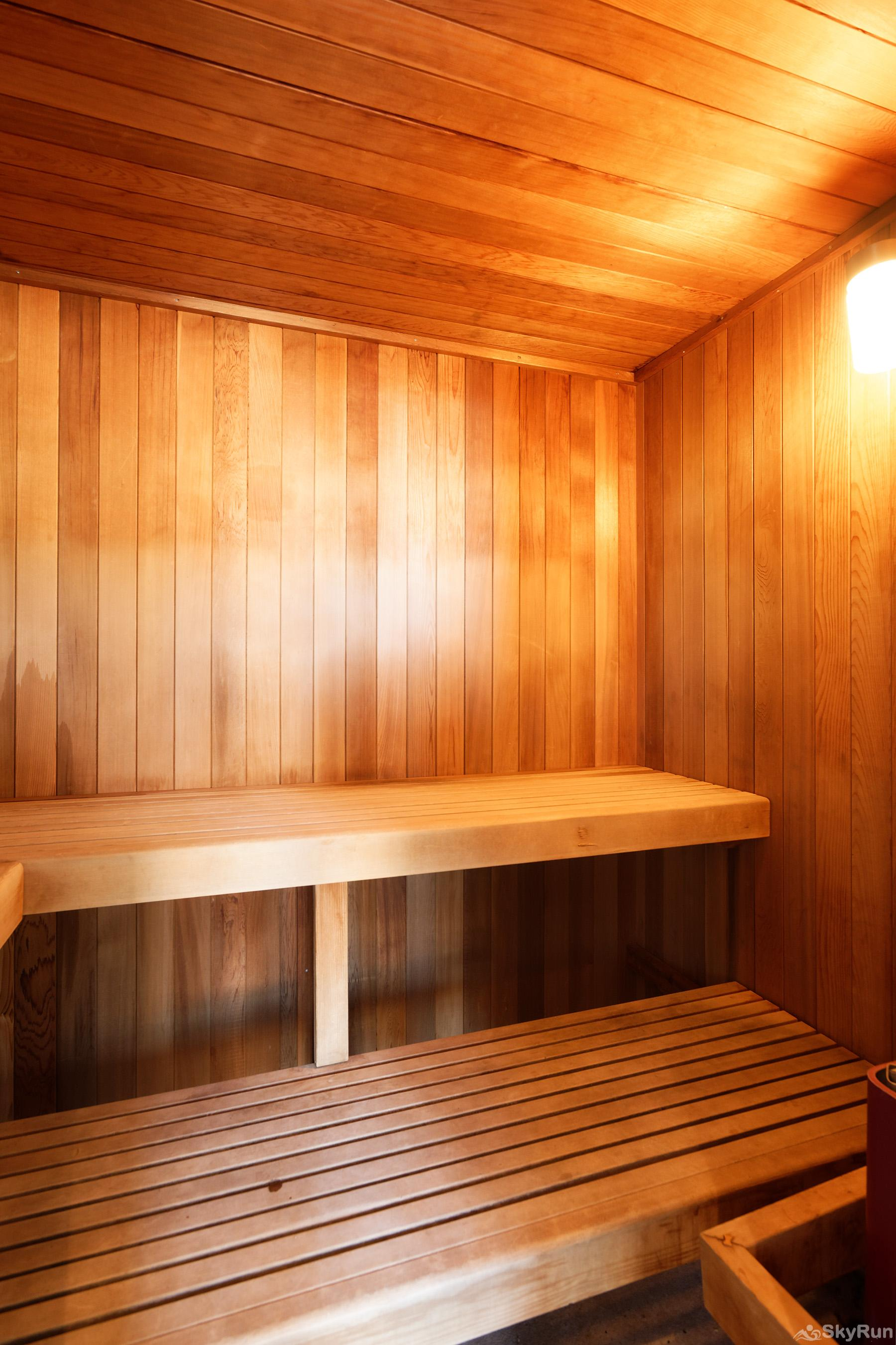 Aspenwood L6 Common Sauna