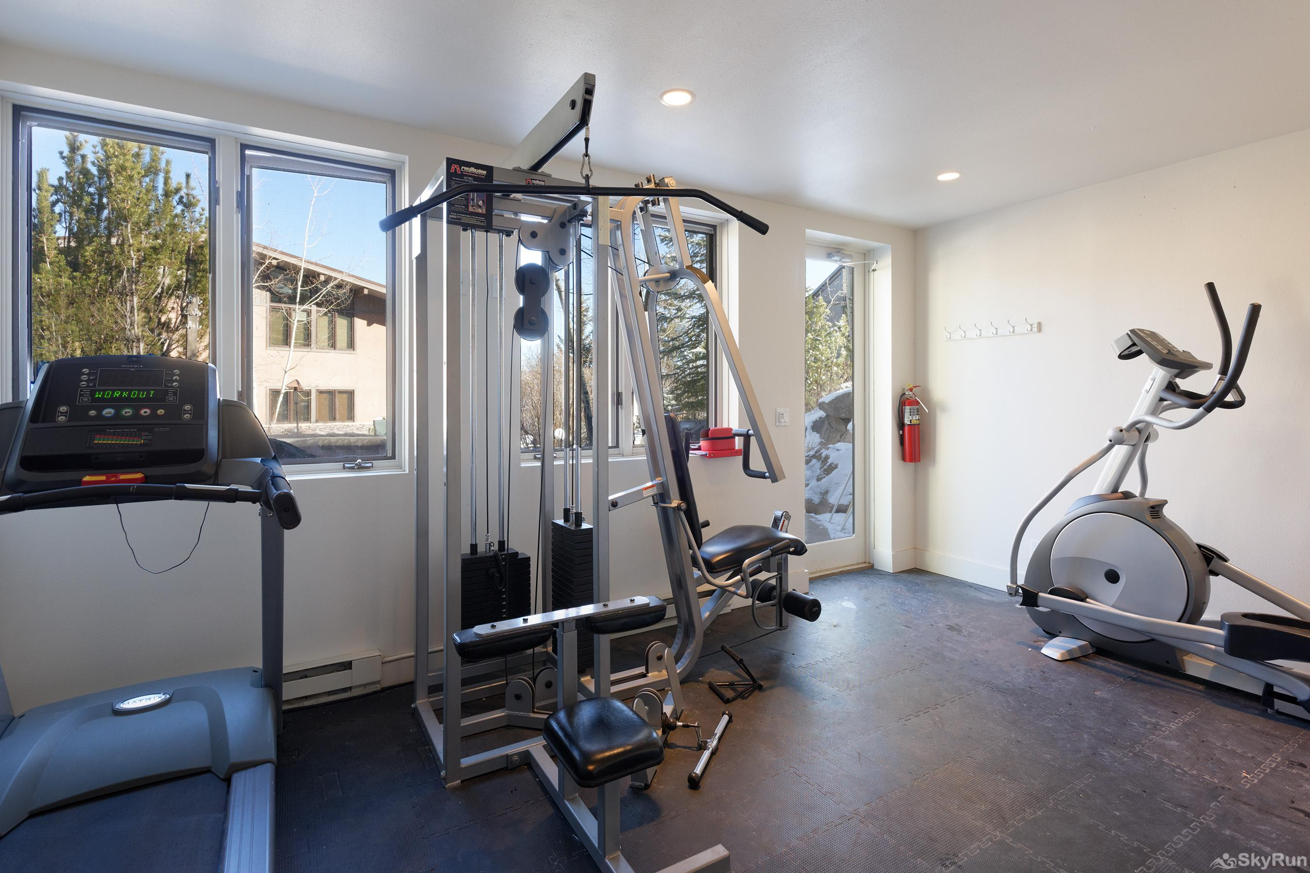 Aspenwood L6 Gym and Fitness Center