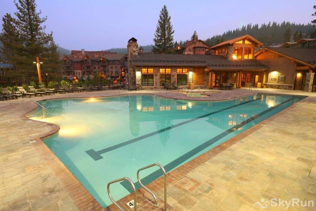 Catamount 306 - In the Heart of Northstar Resort Village Swim and Fitness Center