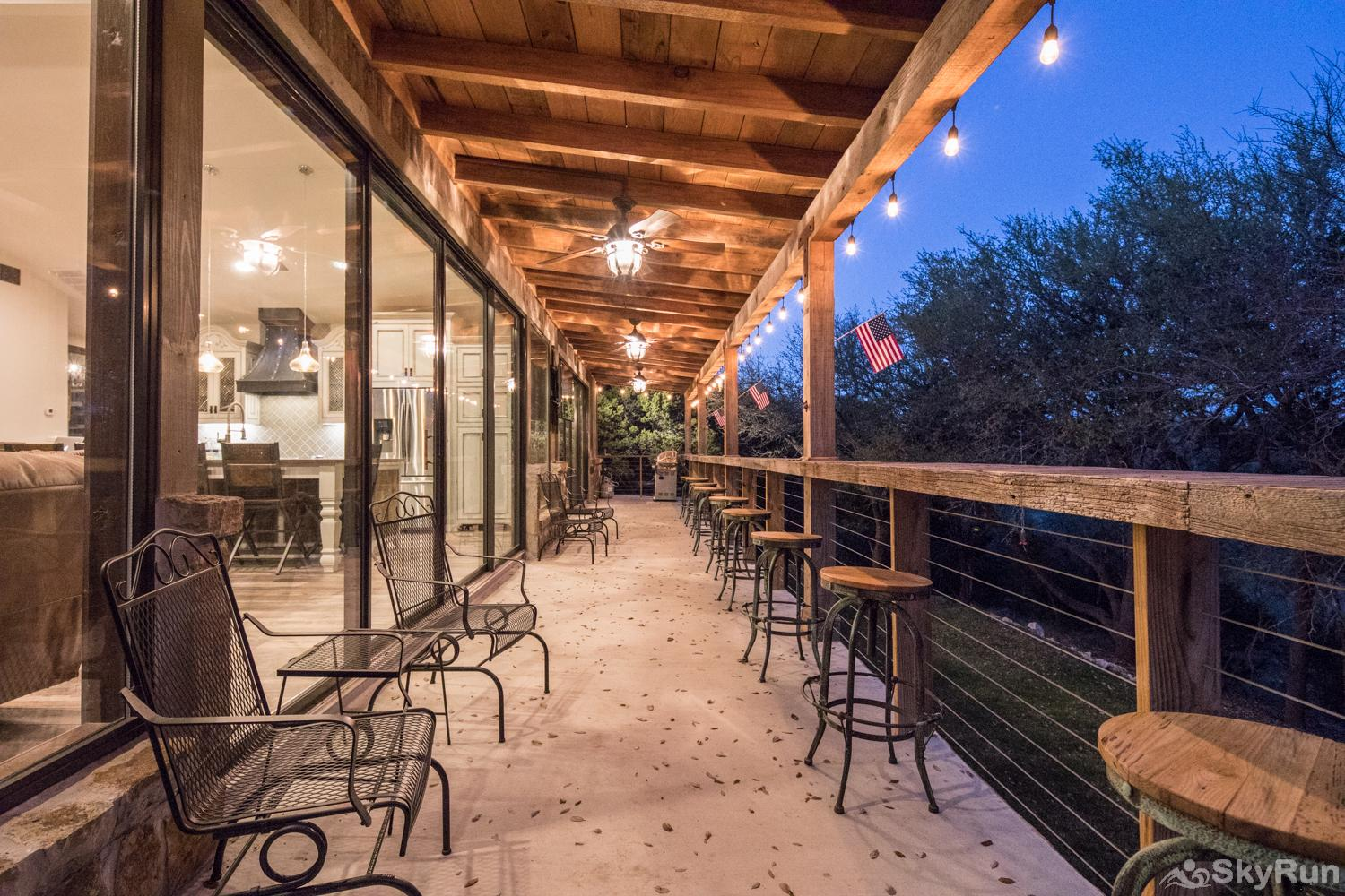 MAGNOLIA HAUS Enjoy the Hill Country Under the Stars