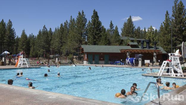 Alder Creek Mountain Home at Tahoe Donner Northwoods Pool