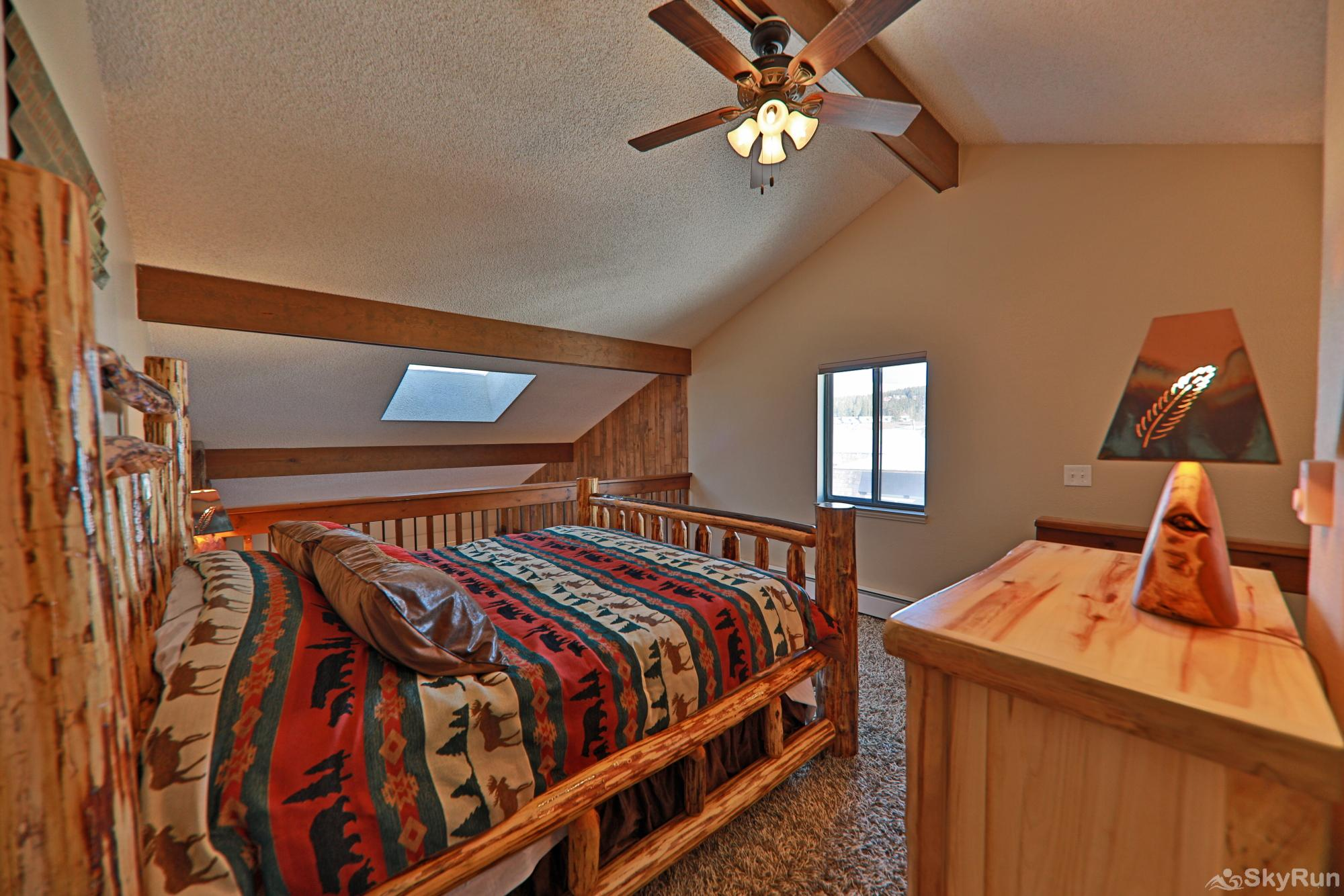 The Pines at Meadow Ridge A12 Master Loft with King