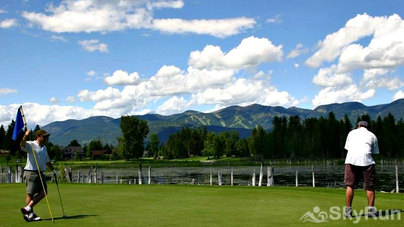 The Studio at Stillwater Mountain Lodge Play golf in Whitefish or the surrounding area