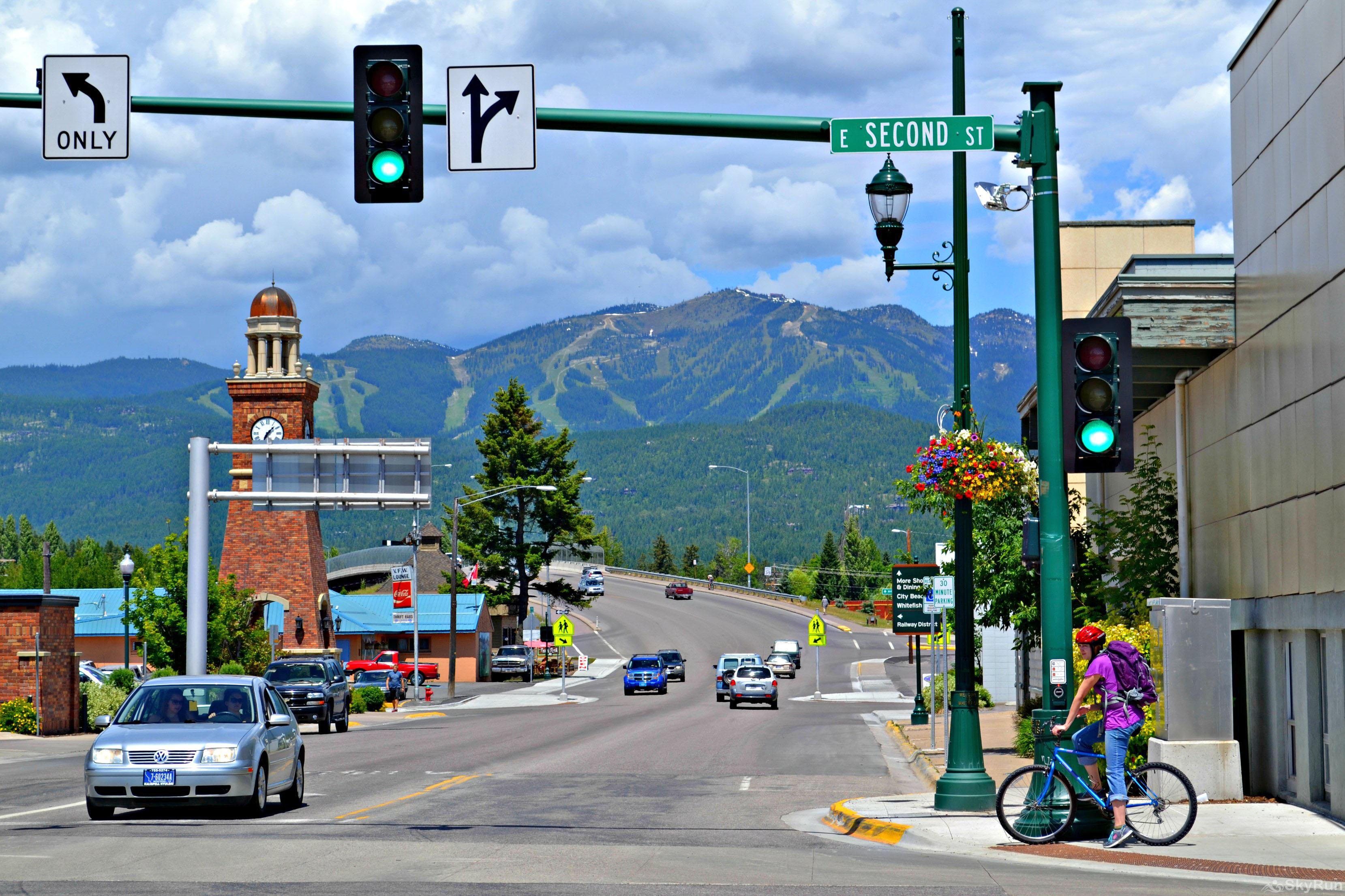 Stillwater Mountain Lodge Downtown Whitefish