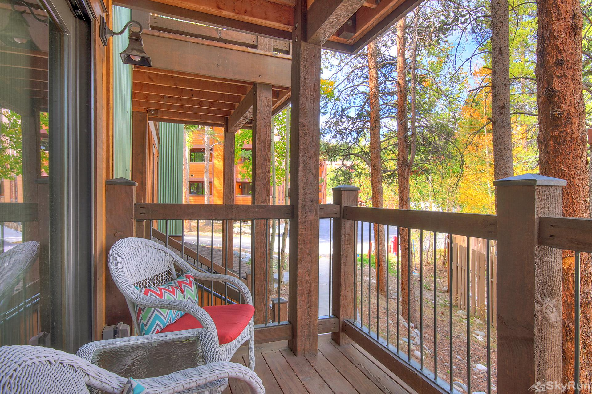 Inner Circle 3 Sip your morning coffee on your private deck