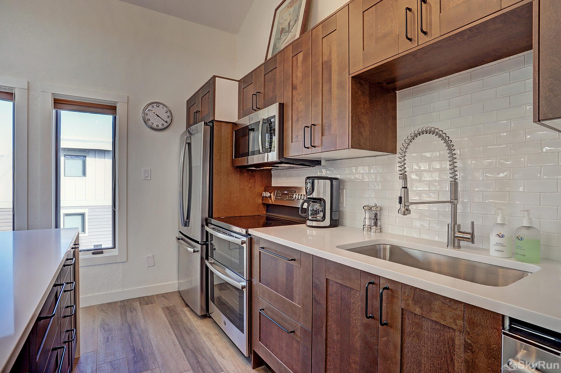 Lances West 13 Additional view of kitchen