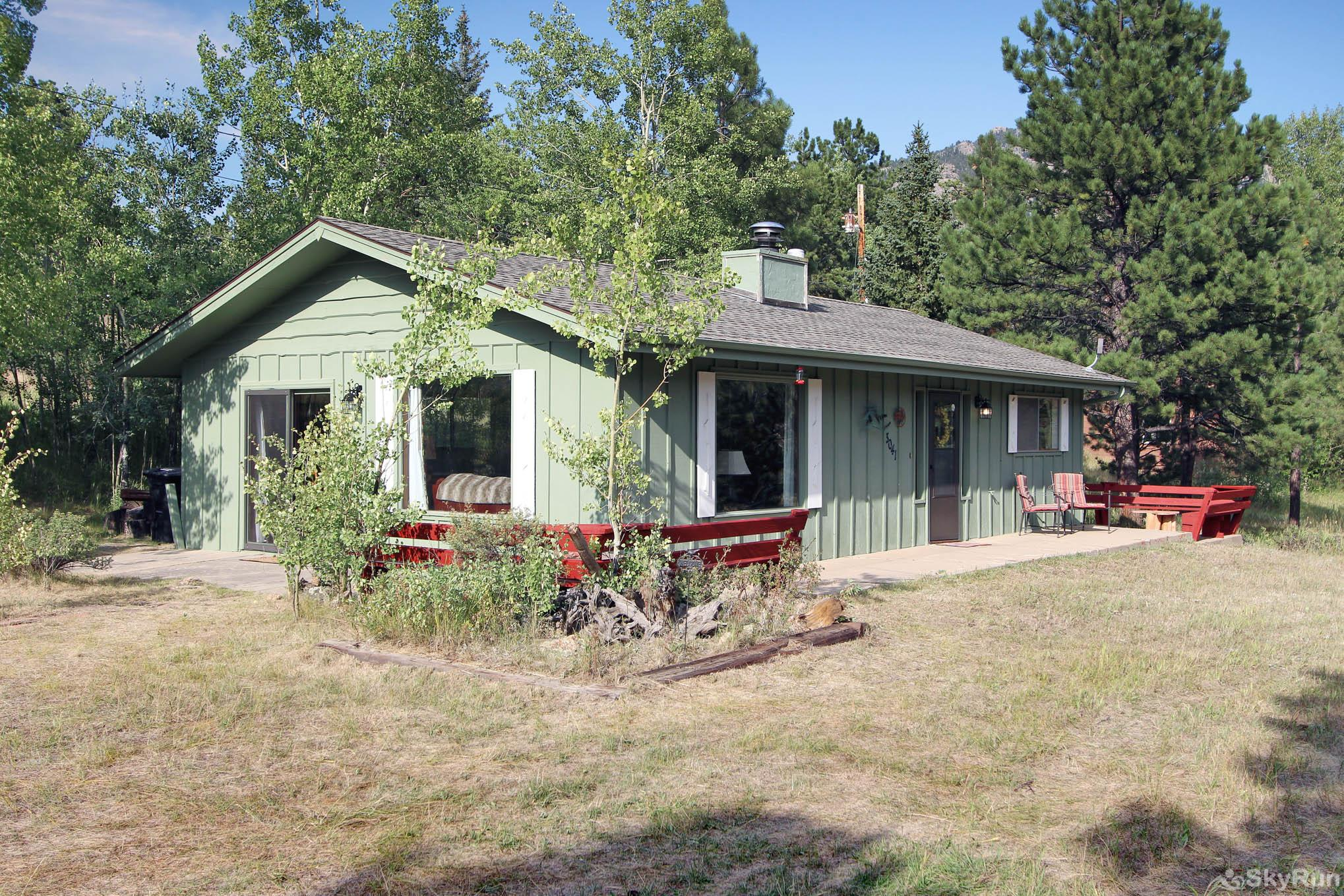 Kabina on Fish Creek- NEWLY REMODELED -- EV #3561 Kabina on Fish Creek