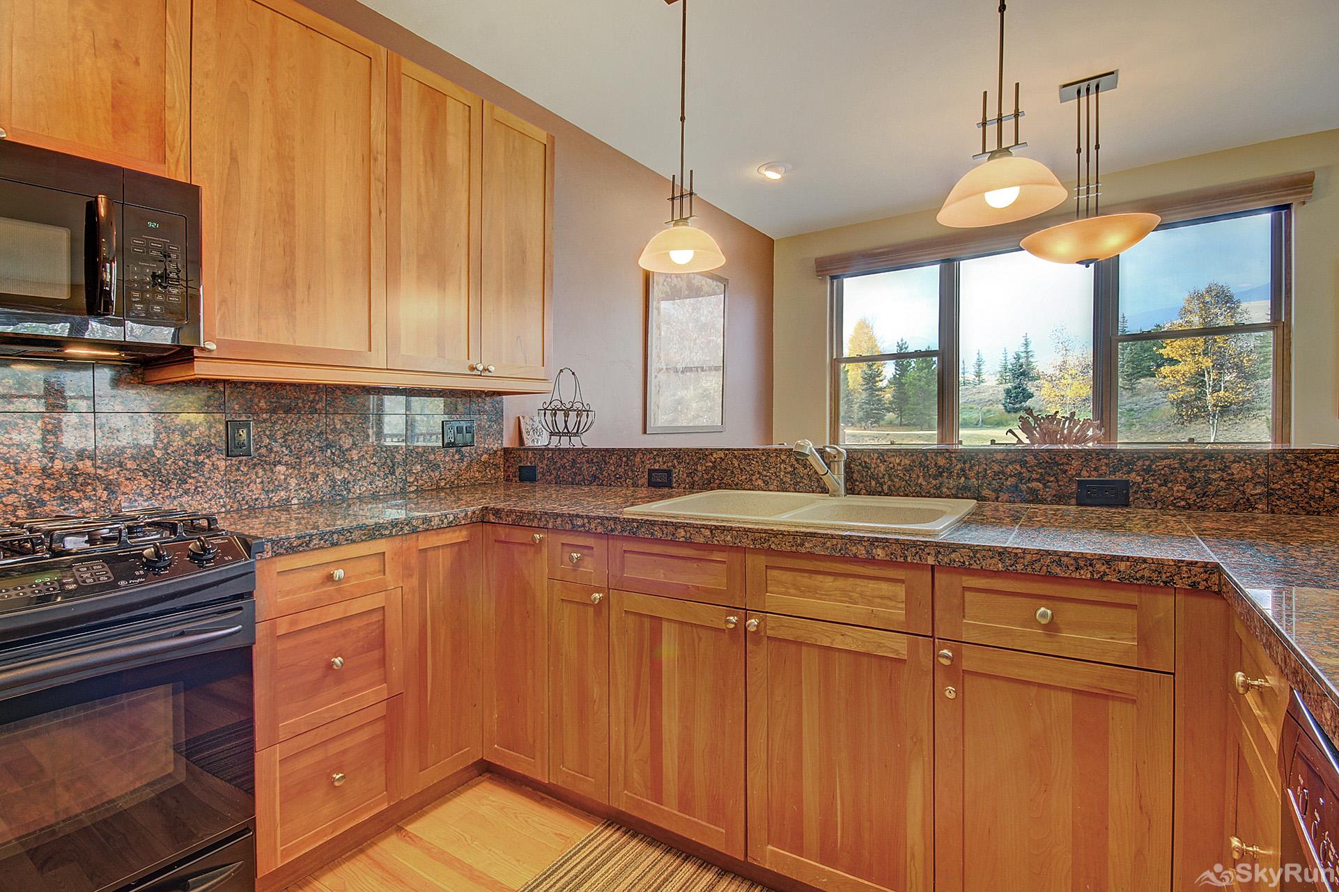 Highland Greens Spruce Enjoy tasty home cooked meals in your fully equipped kitchen